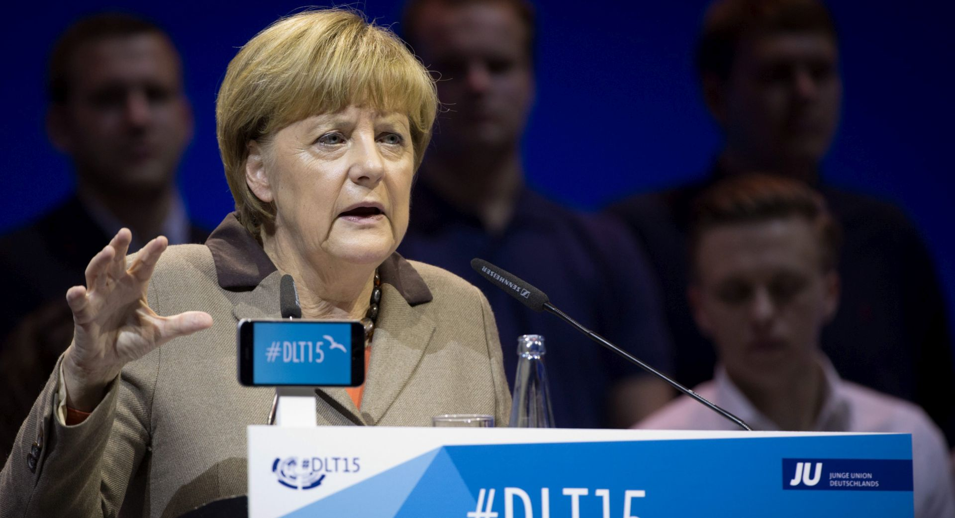 Merkel spremna na ustupak Turskoj