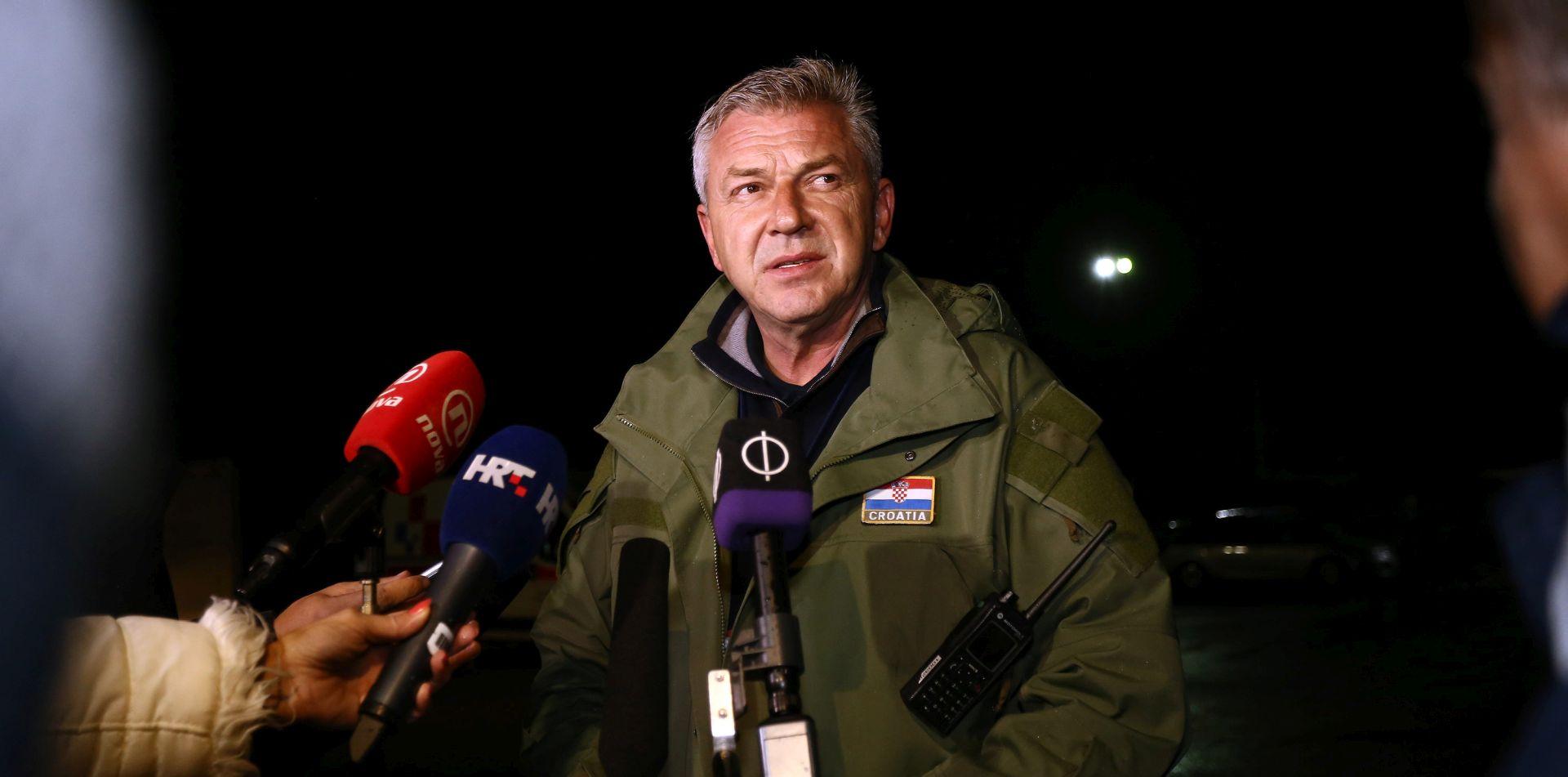 Ostojić: Nema razloga za slovenska ograničenja u primitku migranata