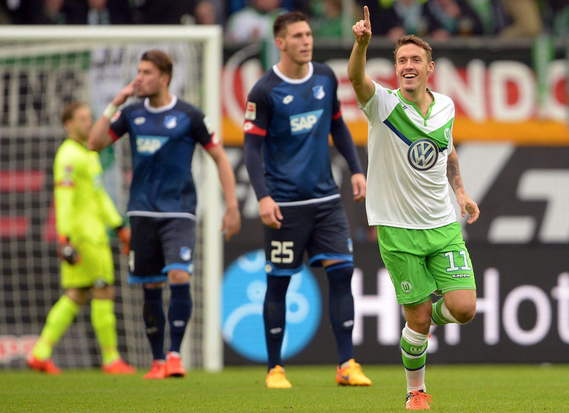 BUNDESLIGA Bayern minimalno, nastupili Iličević i Jedvaj, Kruse postigao hattrick za Wolfsburg