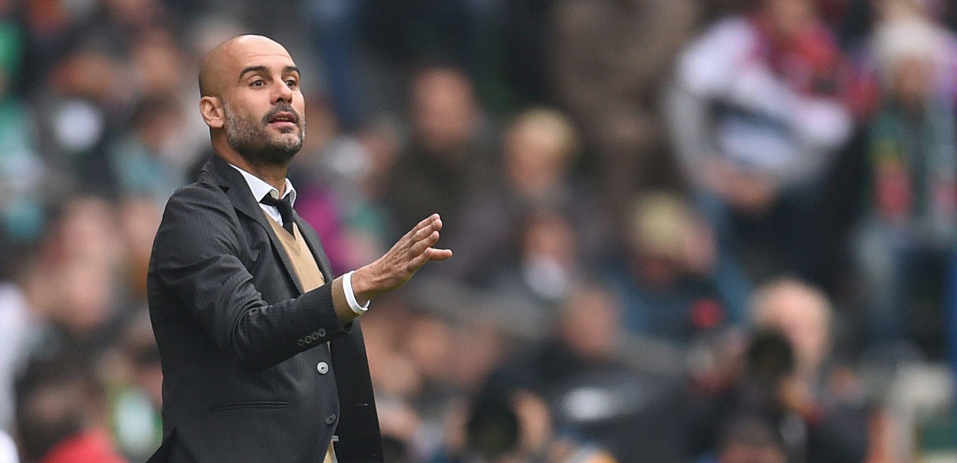 NAJAVA GUARDIOLE Robben spreman, bit će u momčadi Bayerna