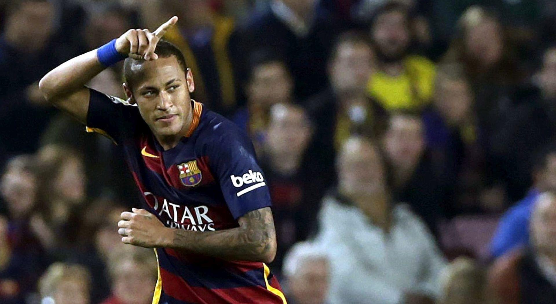 VELIKA VEČER BRAZILCA Četiri gola Neymara u preokretu Barcelone
