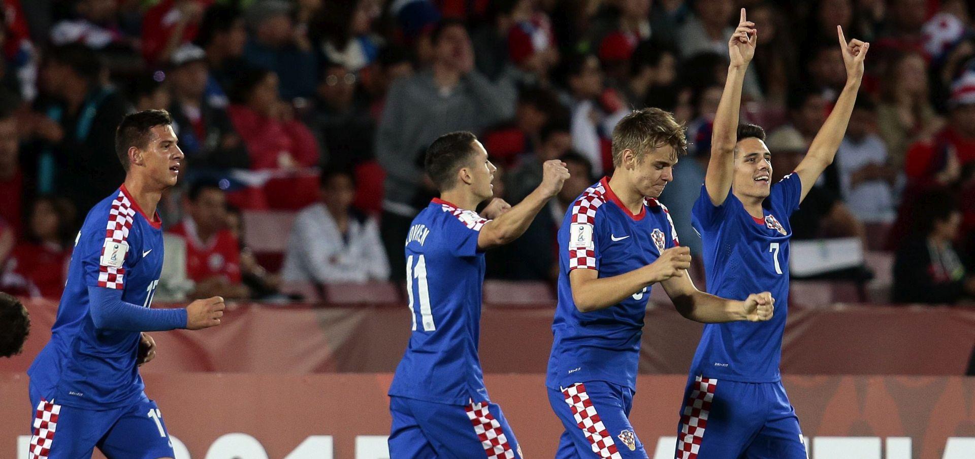 VIDEO: U17 SVJETSKO PRVENSTVO U ČILEU Hrvatska svladala Nigeriju za osminu finala