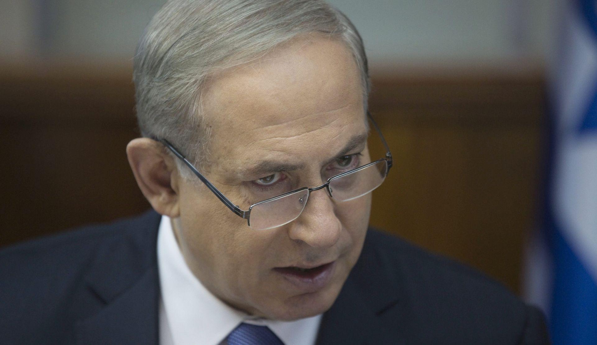 Izraelski državni odvjetnik naredio istragu protiv premijera Netanyahua