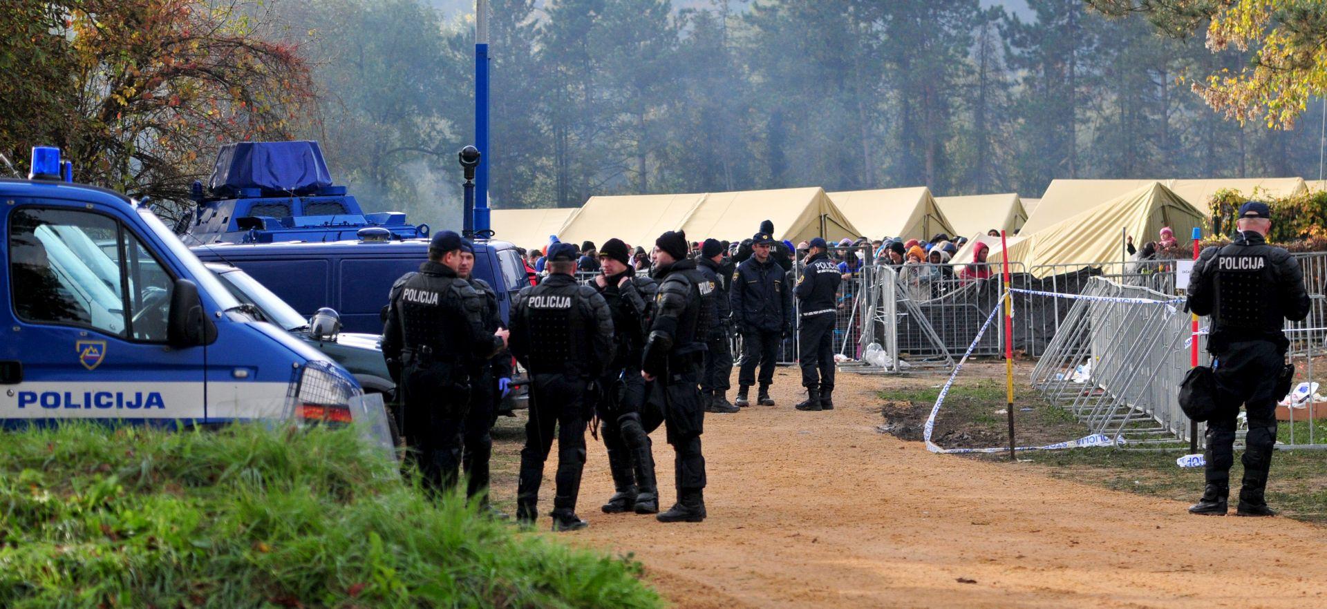 Slovenija: U svađi među migrantima jedan ranjen nožem