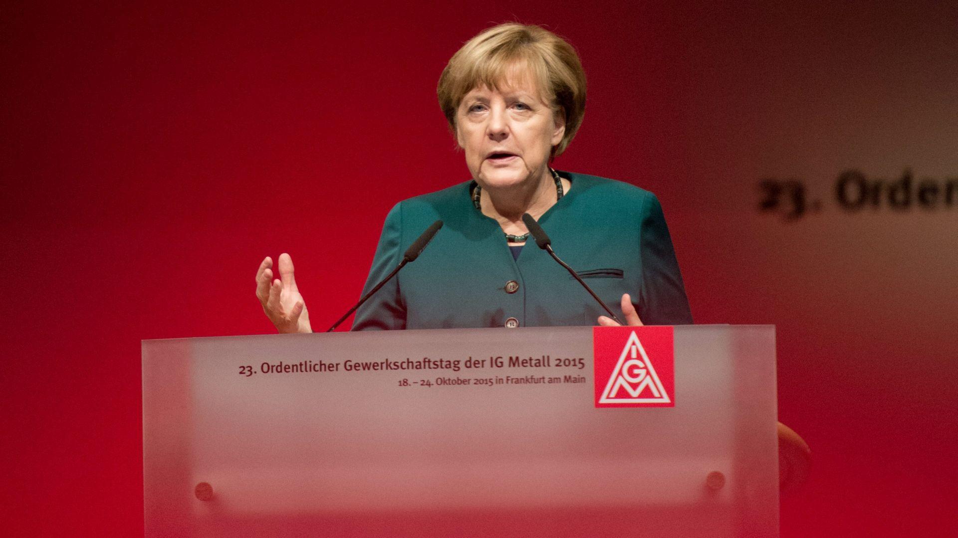Merkel: Izbjeglice su tek odraz globalizacije