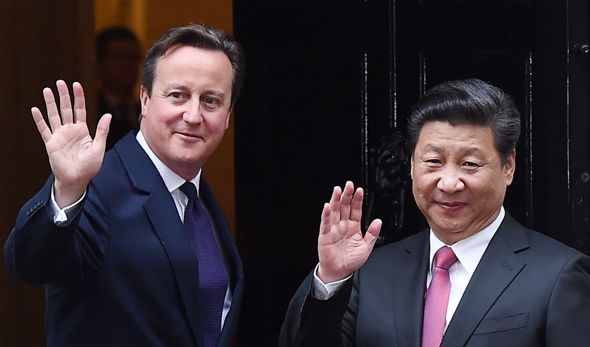 Kineski predsjednik poziva Veliku Britaniju da ostane u EU