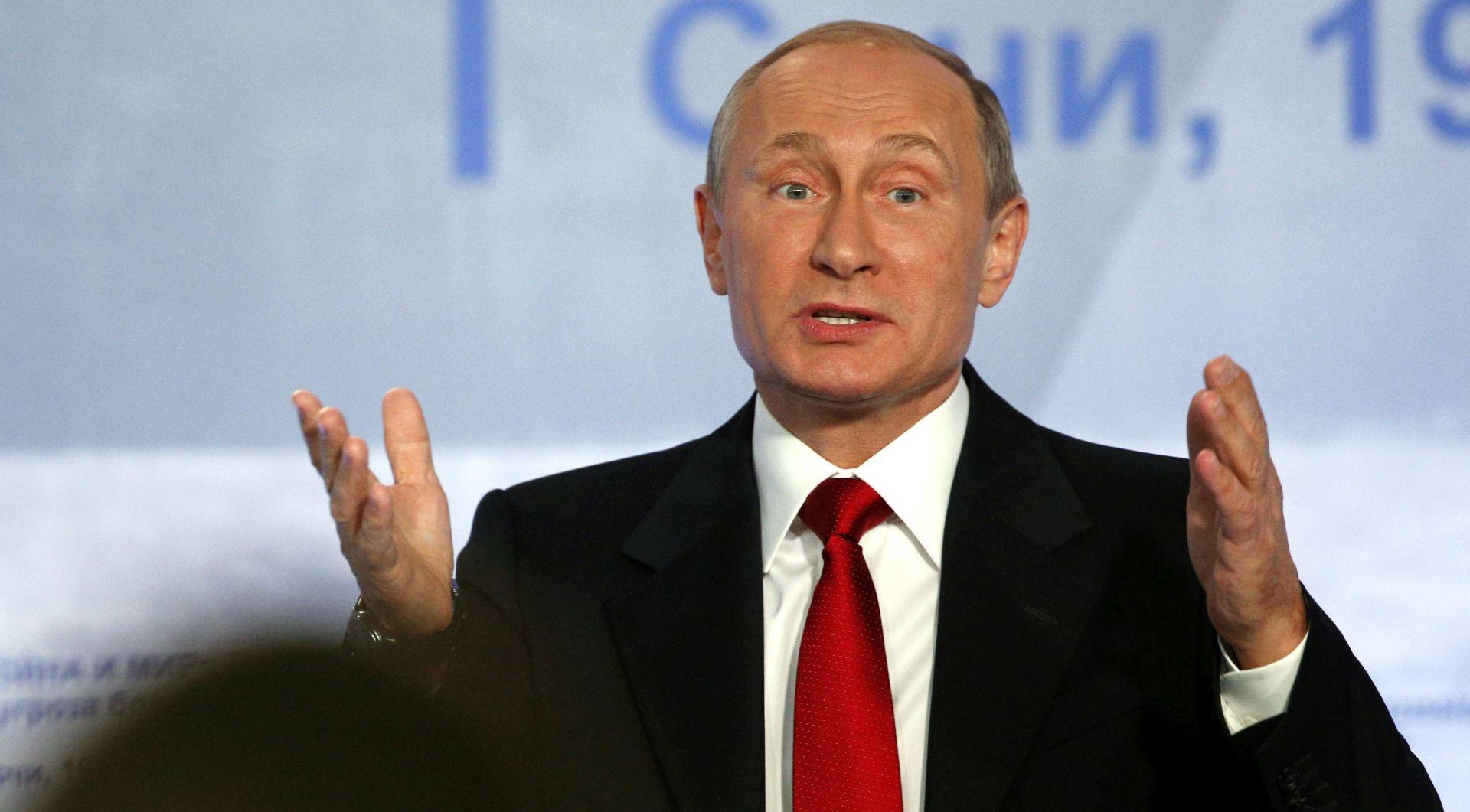 SOČI Putin pozvao na formiranje koalicije sa Sirijom, Irakom i Kurdima u borbi protiv ISIS-a