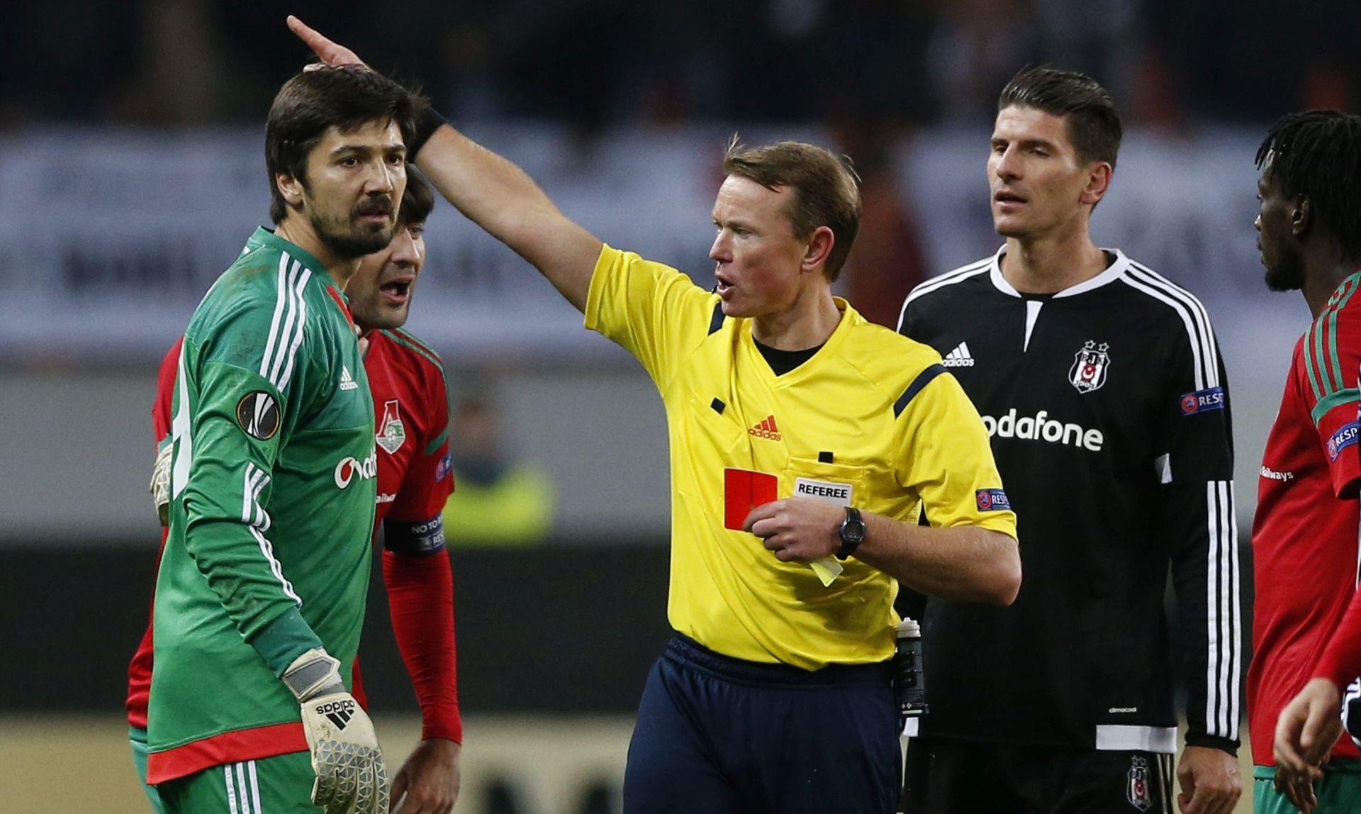 EUROPA LIGA Poraz Fiorentine, pobjeda Monaca, Rebić i Ćorluka dobili crvene karton