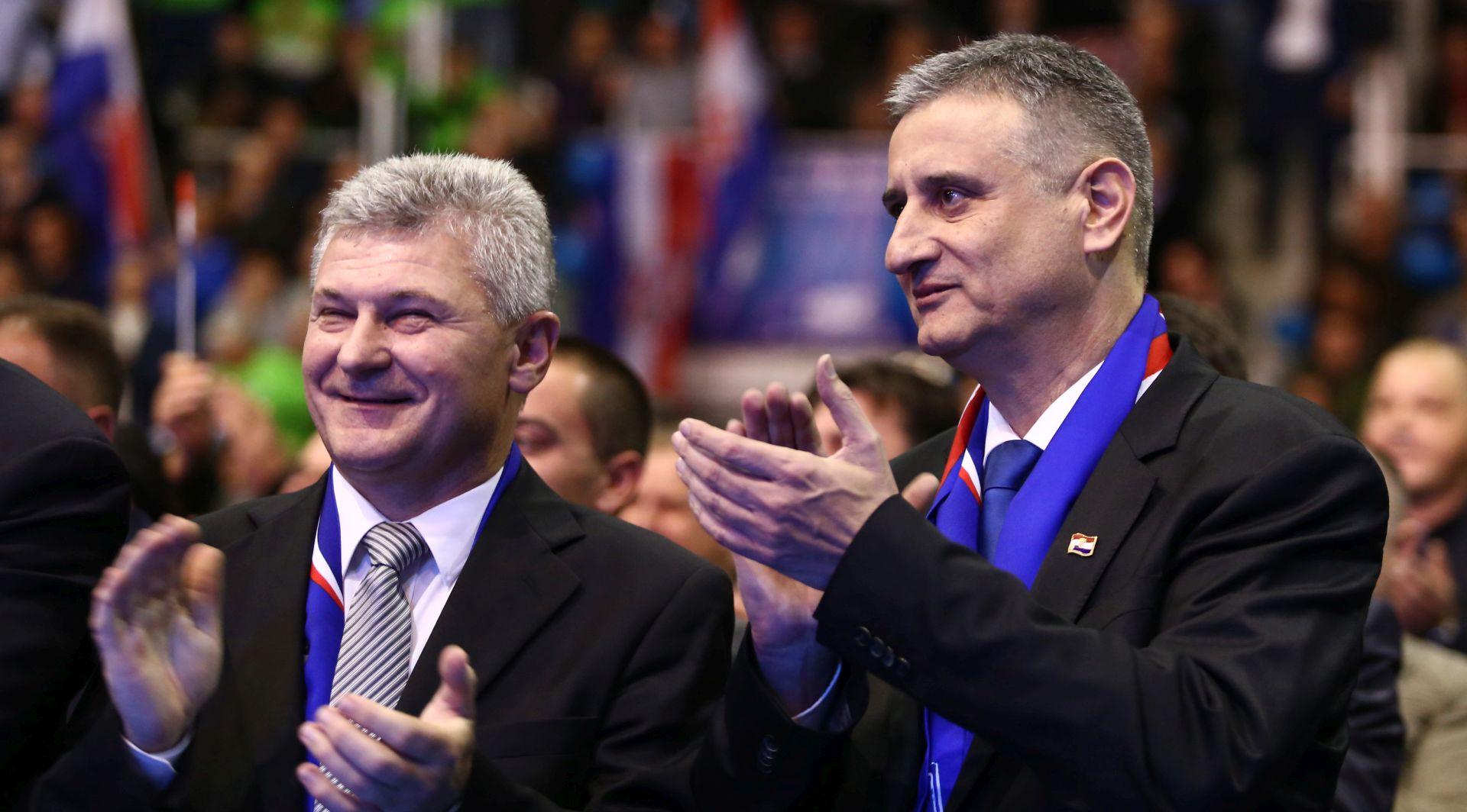 IZBORI 2015. Karamarko: Hrvatskoj trebaju stvarne promjene, a ne lažna obećanja
