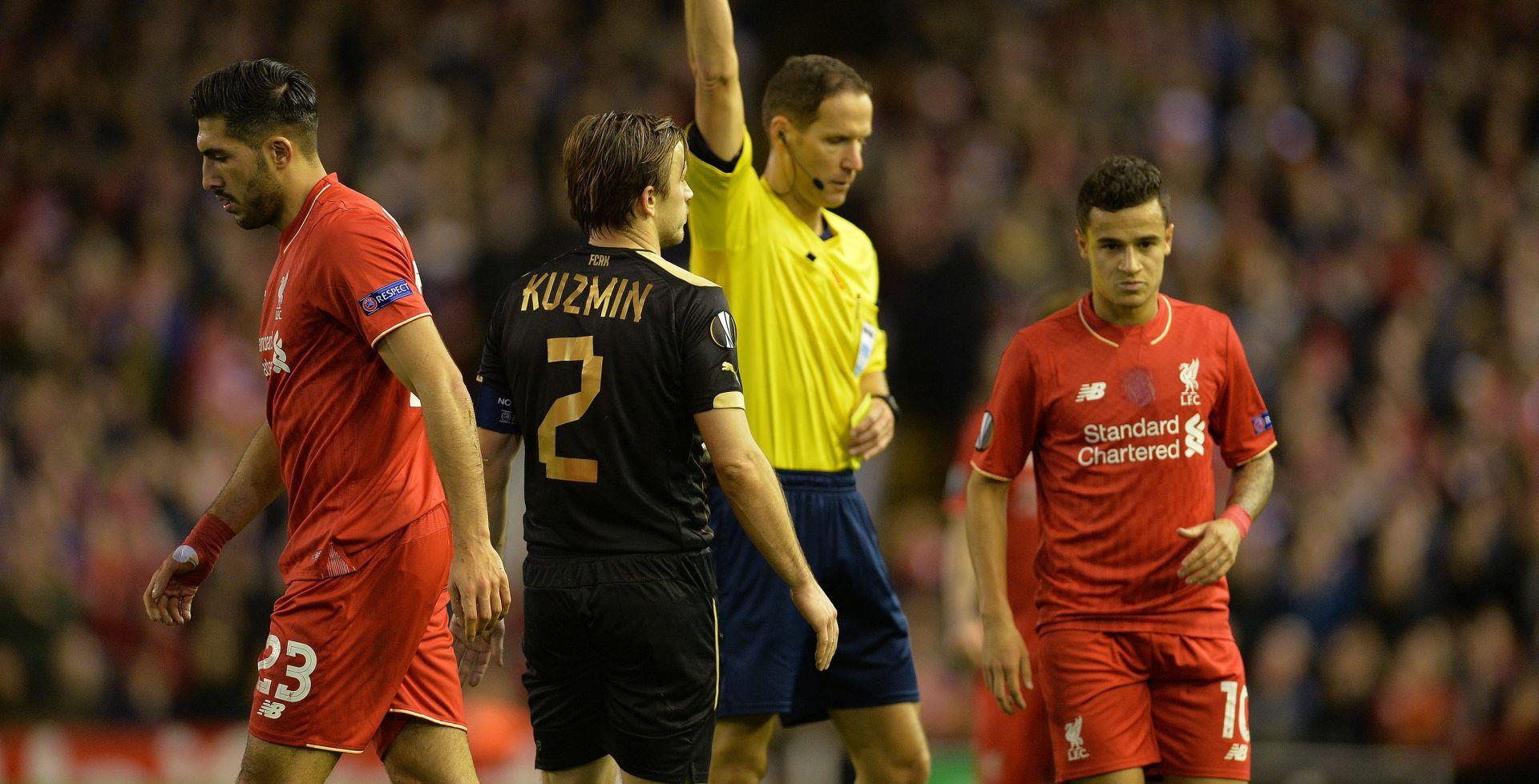 EUROPSKA LIGA Remi Liverpoola, pobjede Fenerbahčea i Napolija