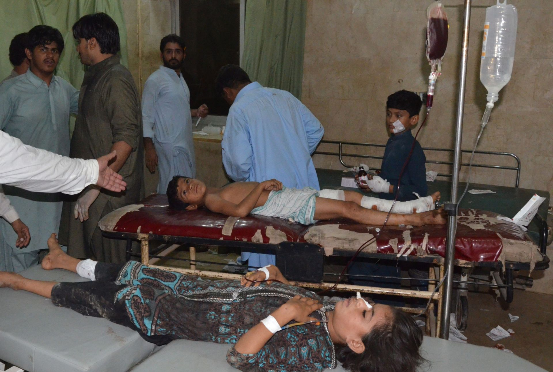 Pakistan: Najmanje 15 mrtvih u atentatu na šijite