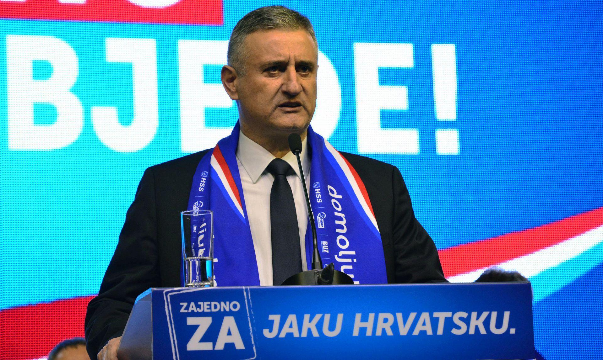 IZBORI 2015 Karamarko: Hrvatskoj ne trebaju nova obećanja nego novo vodstvo
