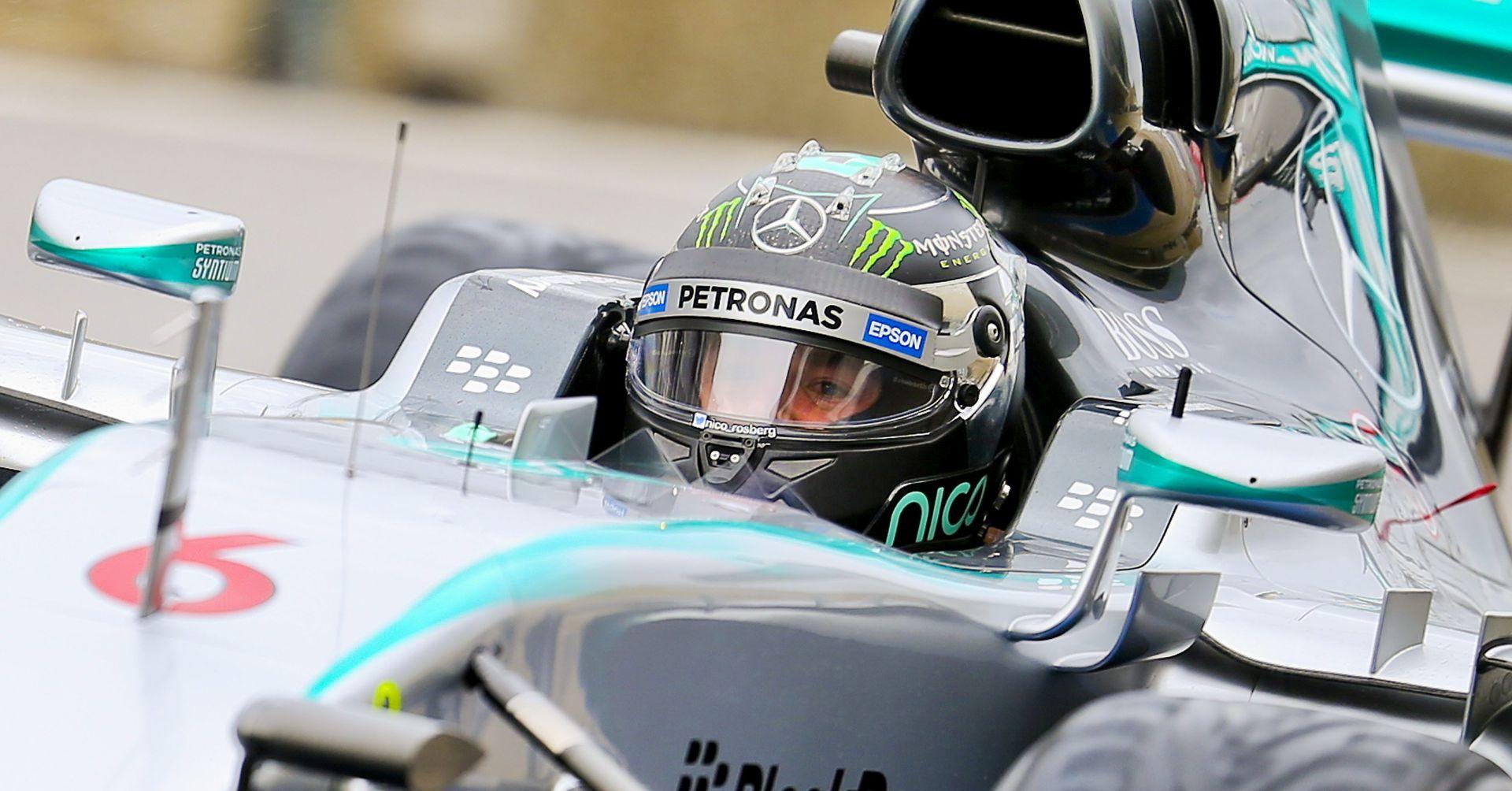 VELIKA NAGRADA SAD-a: Rosbergu kvalifikacije