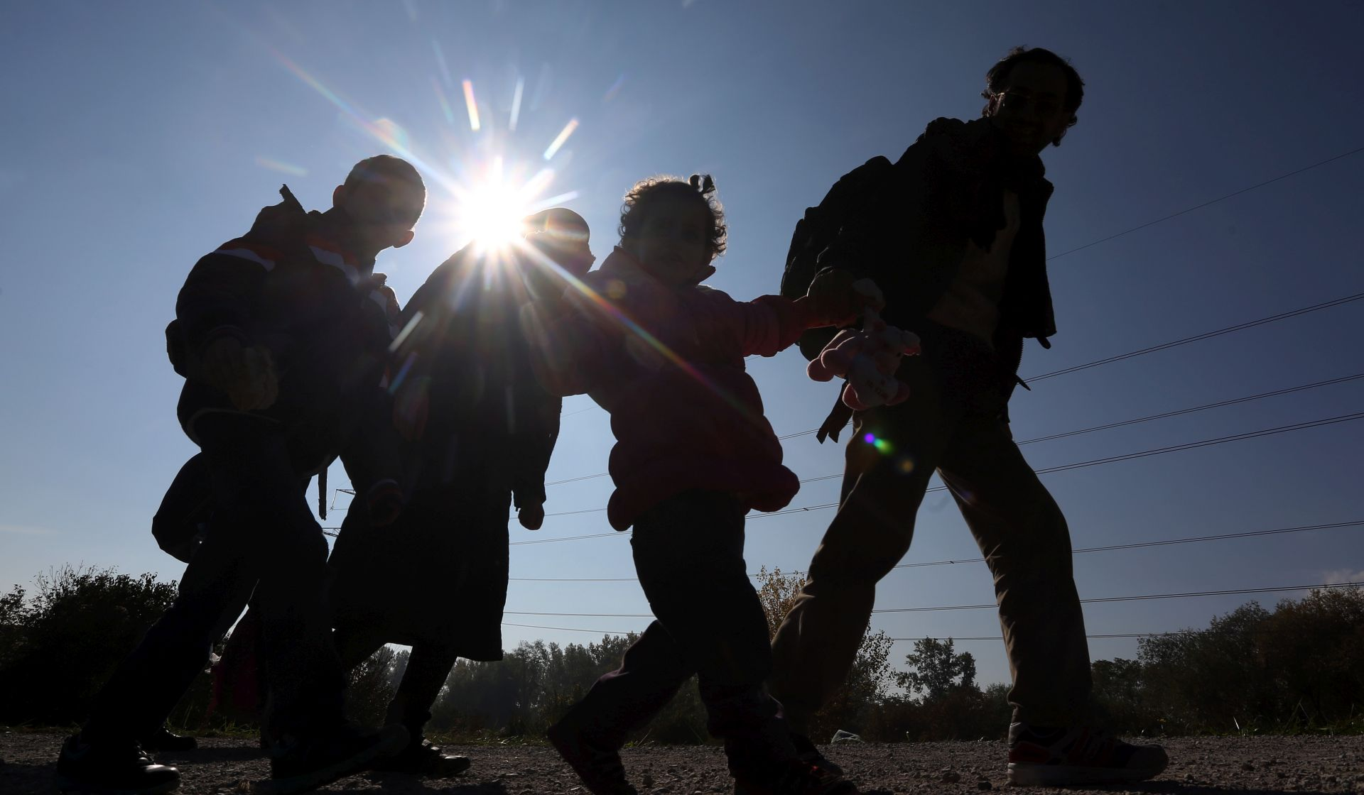 PROGRAM RASPOREĐIVANJA: Oko 150 izbjeglica iz Grčke stiže u ponedjeljak u Francusku