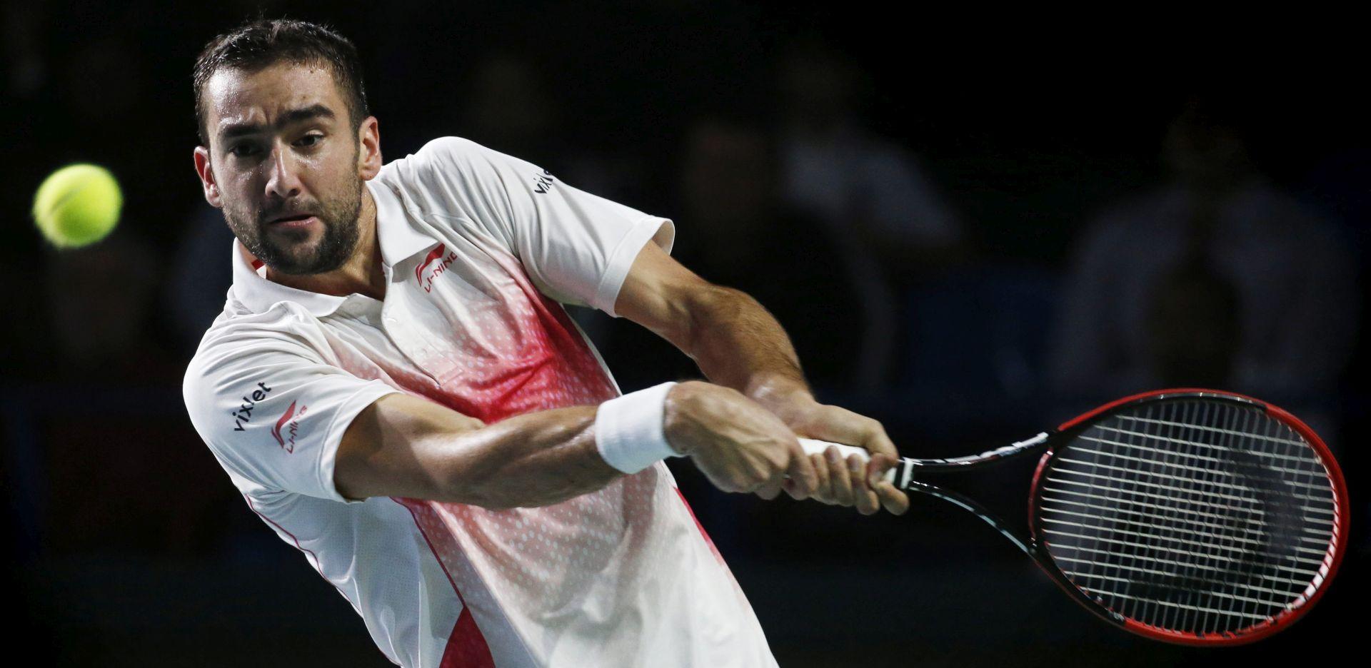 ATP MOSKVA Čilić za 90 minuta obranio naslov prvaka u reprizi prošlogodišnjeg finala