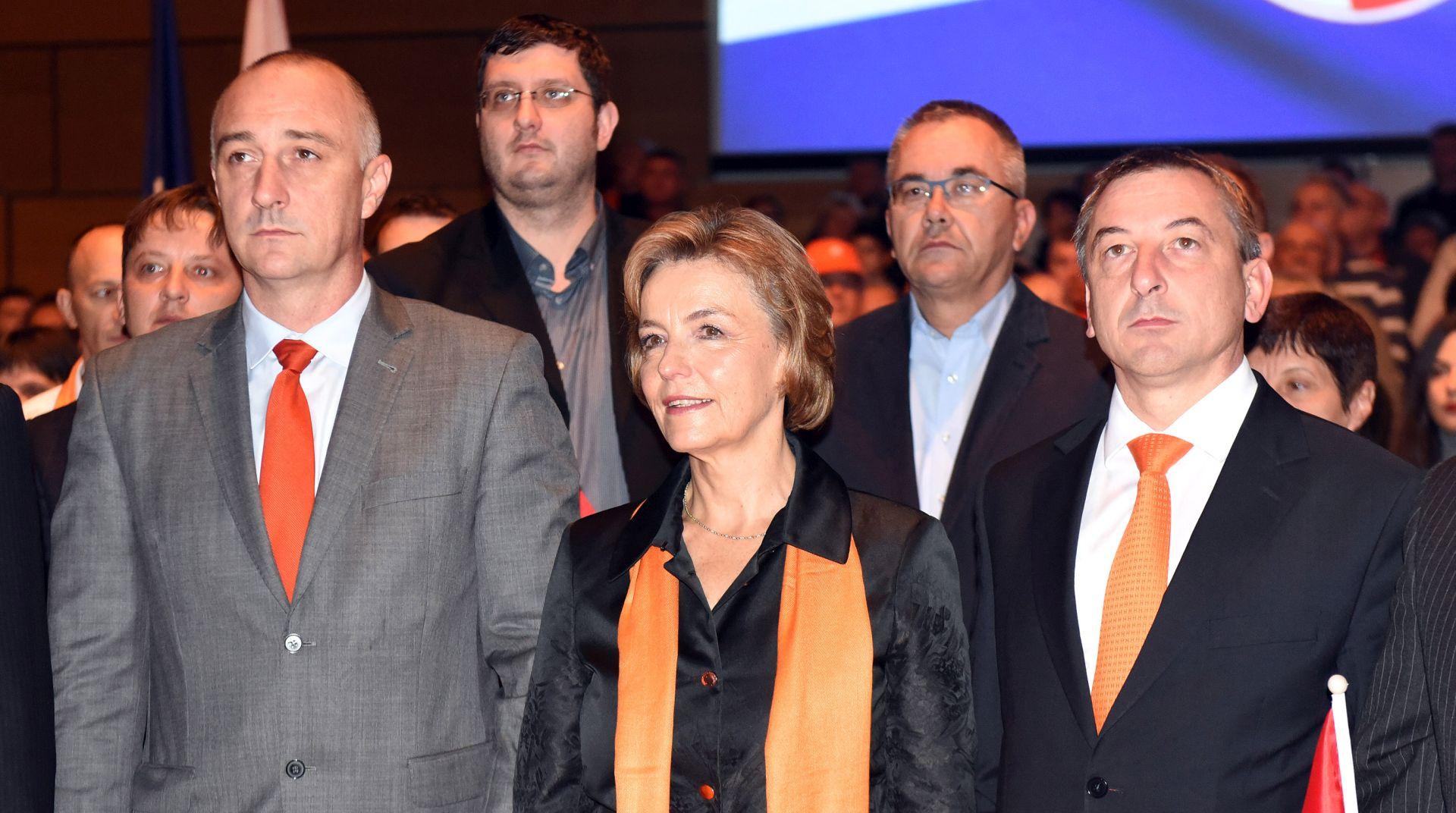 HNS proslavio 25 godina, Pusić poručila da HNS osigurava stabilnu i sigurnu zemlju