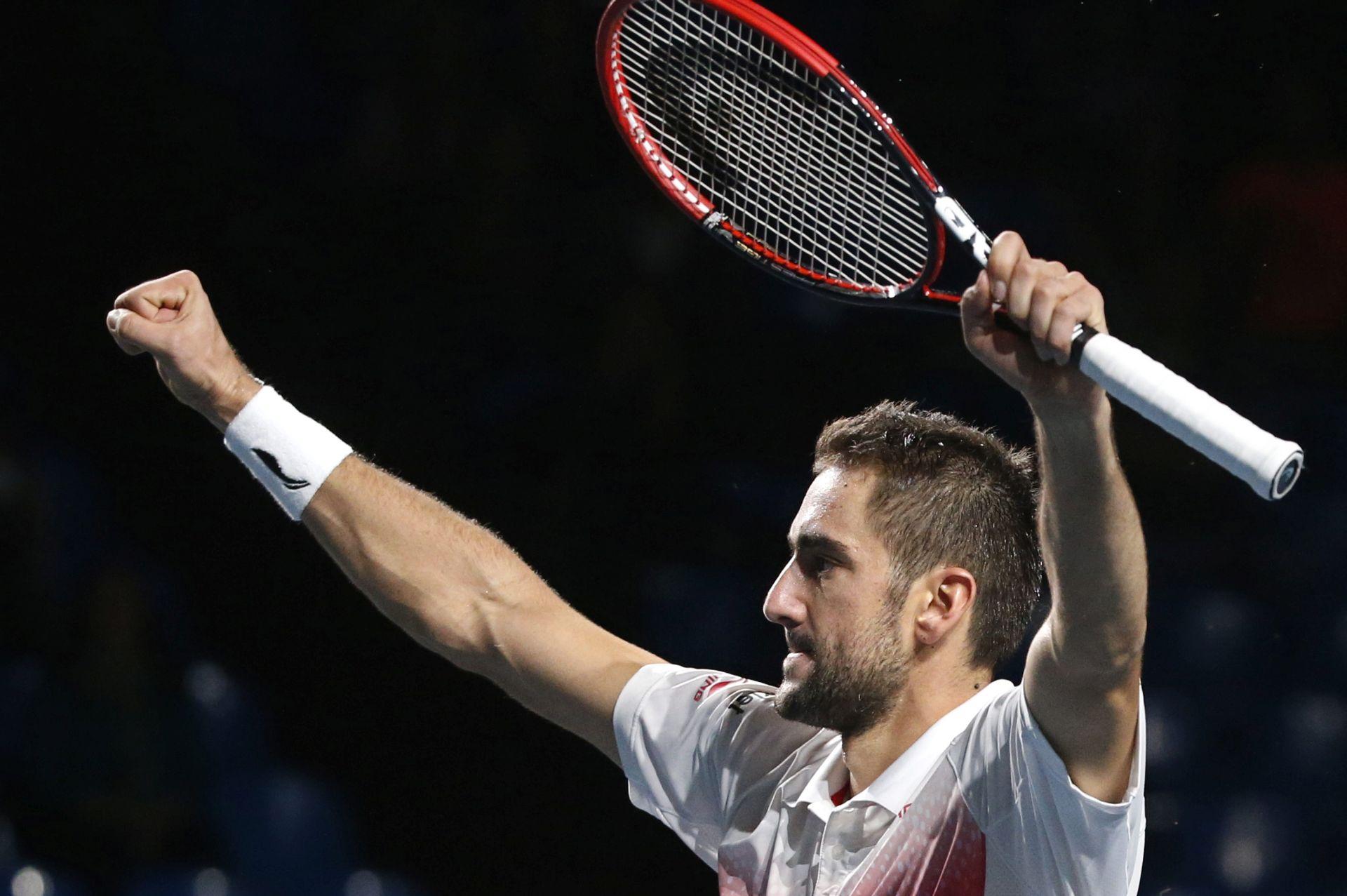 ATP BASEL Čilić lako do četvrtfinala i susreta s Nadalom