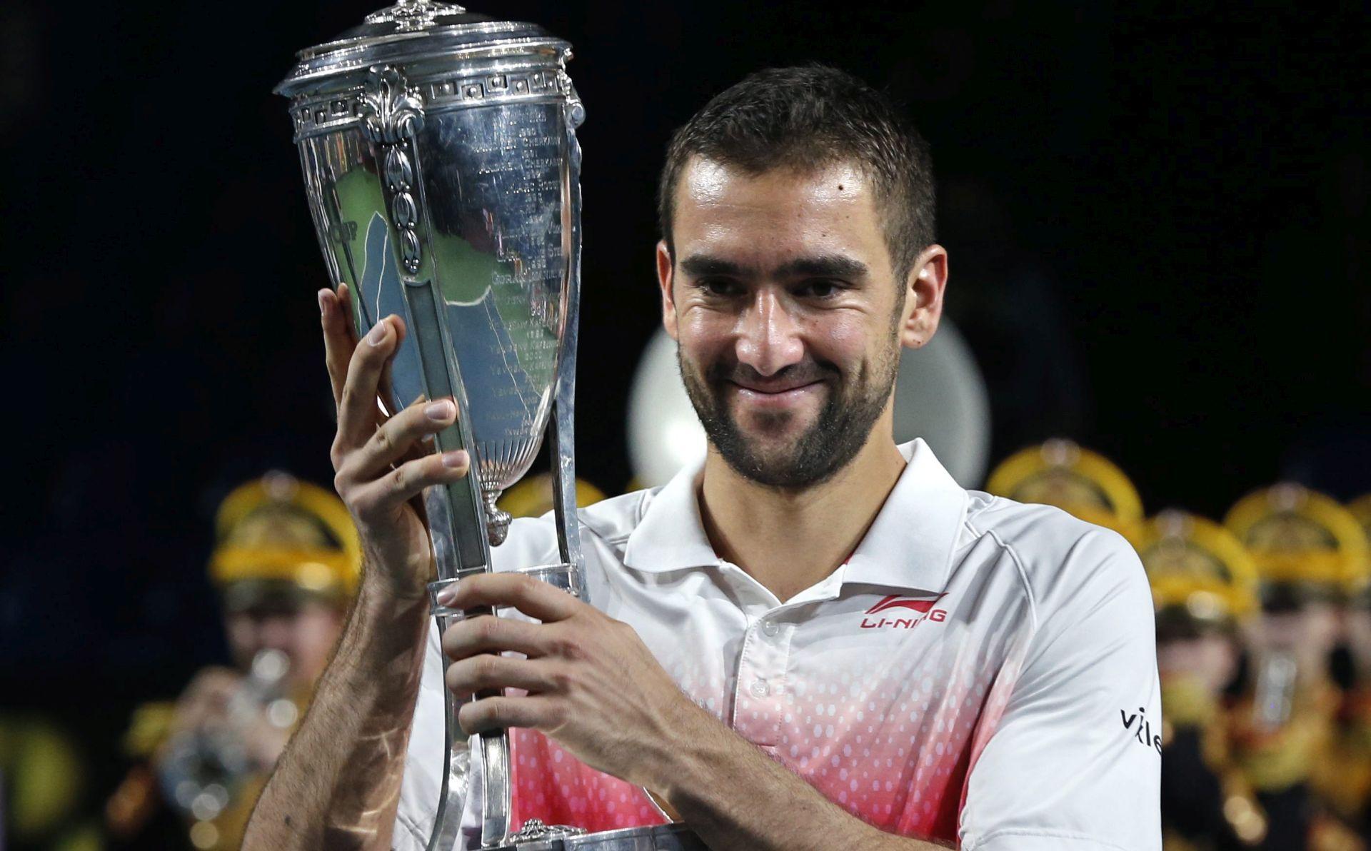 ATP LJESTVICA Marin Čilić se popeo na 13. mjesto