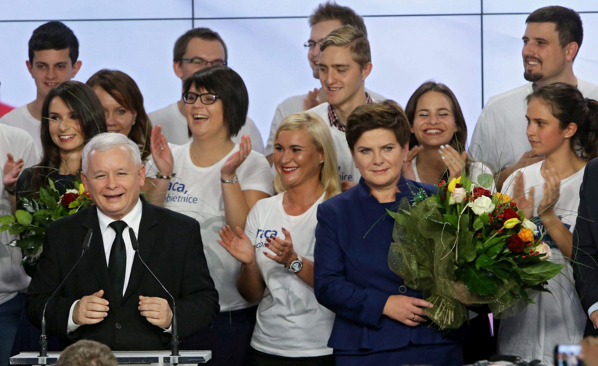 Konzervativni euroskeptici ponovno na vlasti u Poljskoj