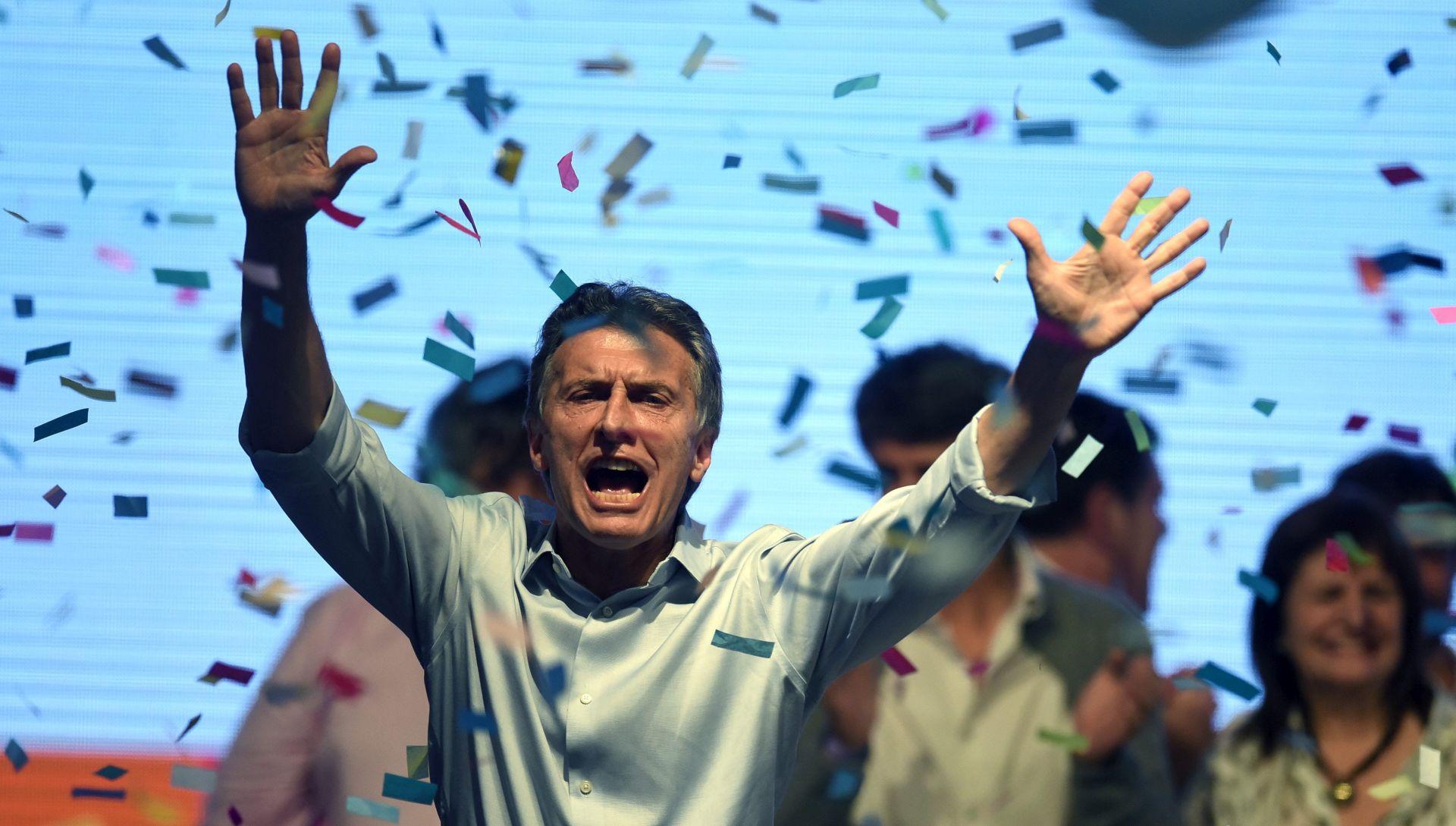 Argentinski predsjednički izbori idu u drugi krug