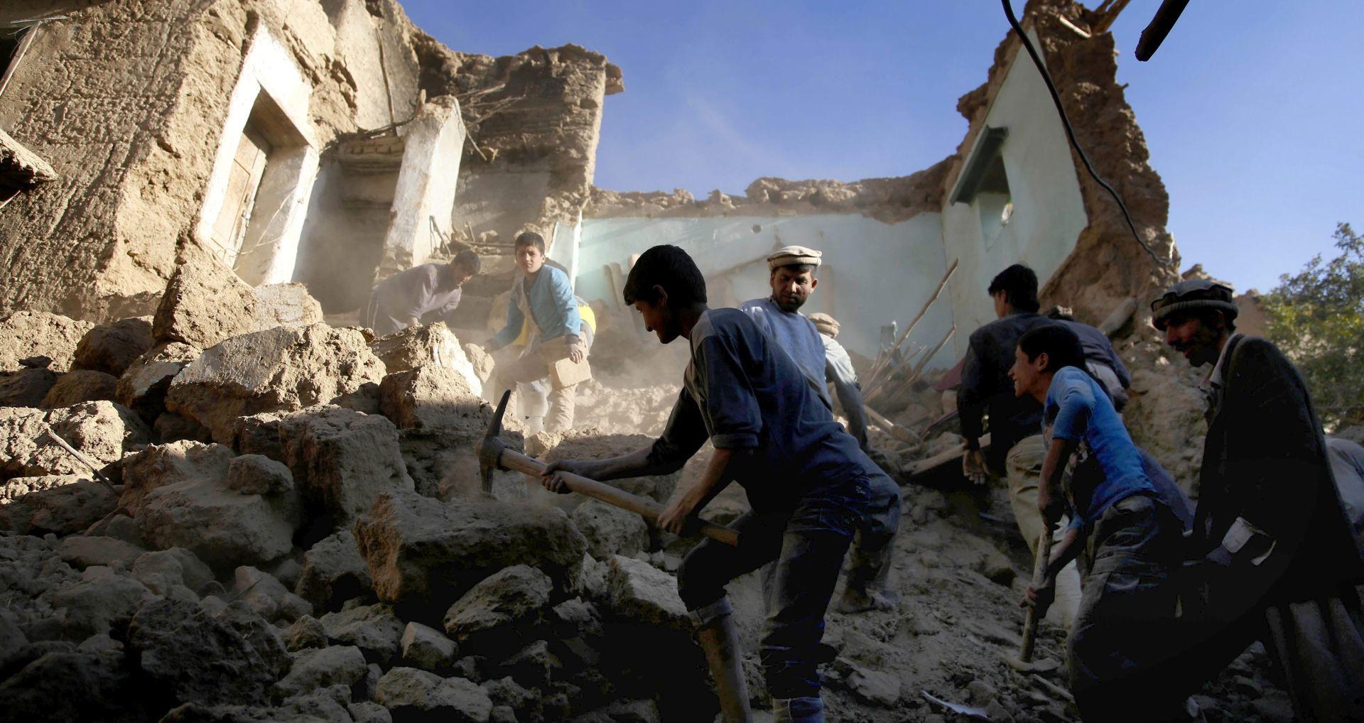 AFGANISTAN Bombaš ubojica raznio se u zračnoj bazi Bagram, najmanje 4 mrtva