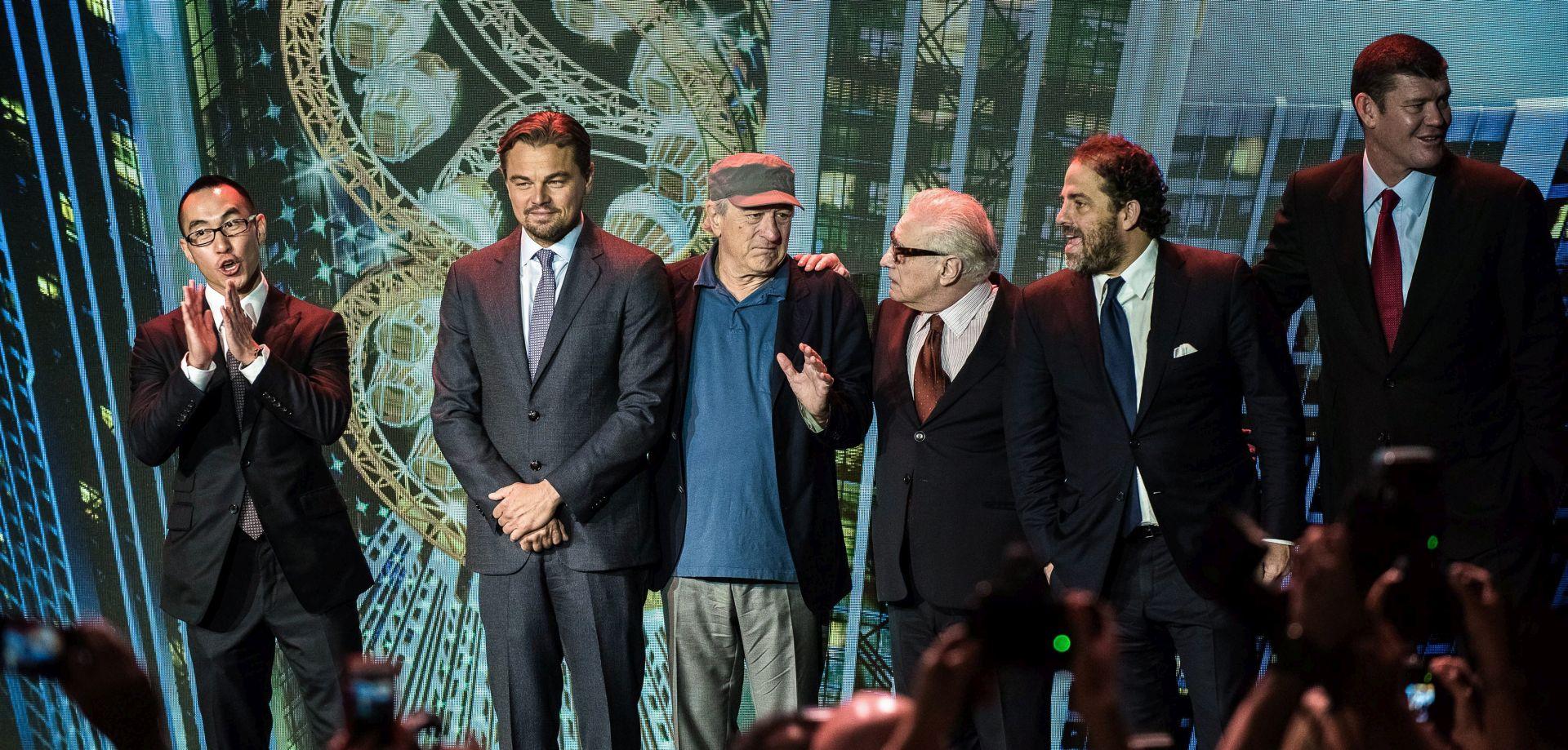 VIDEO: Scorsese, De Niro i DiCaprio snimili najskuplju reklamu u povijesti?