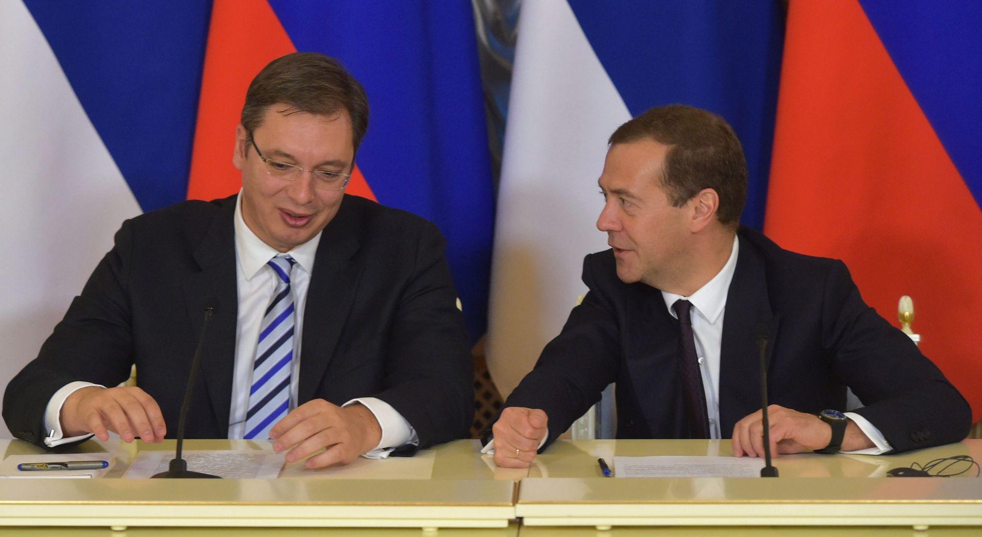 Vučić: Srbija neće mijenjati politiku prema Rusiji