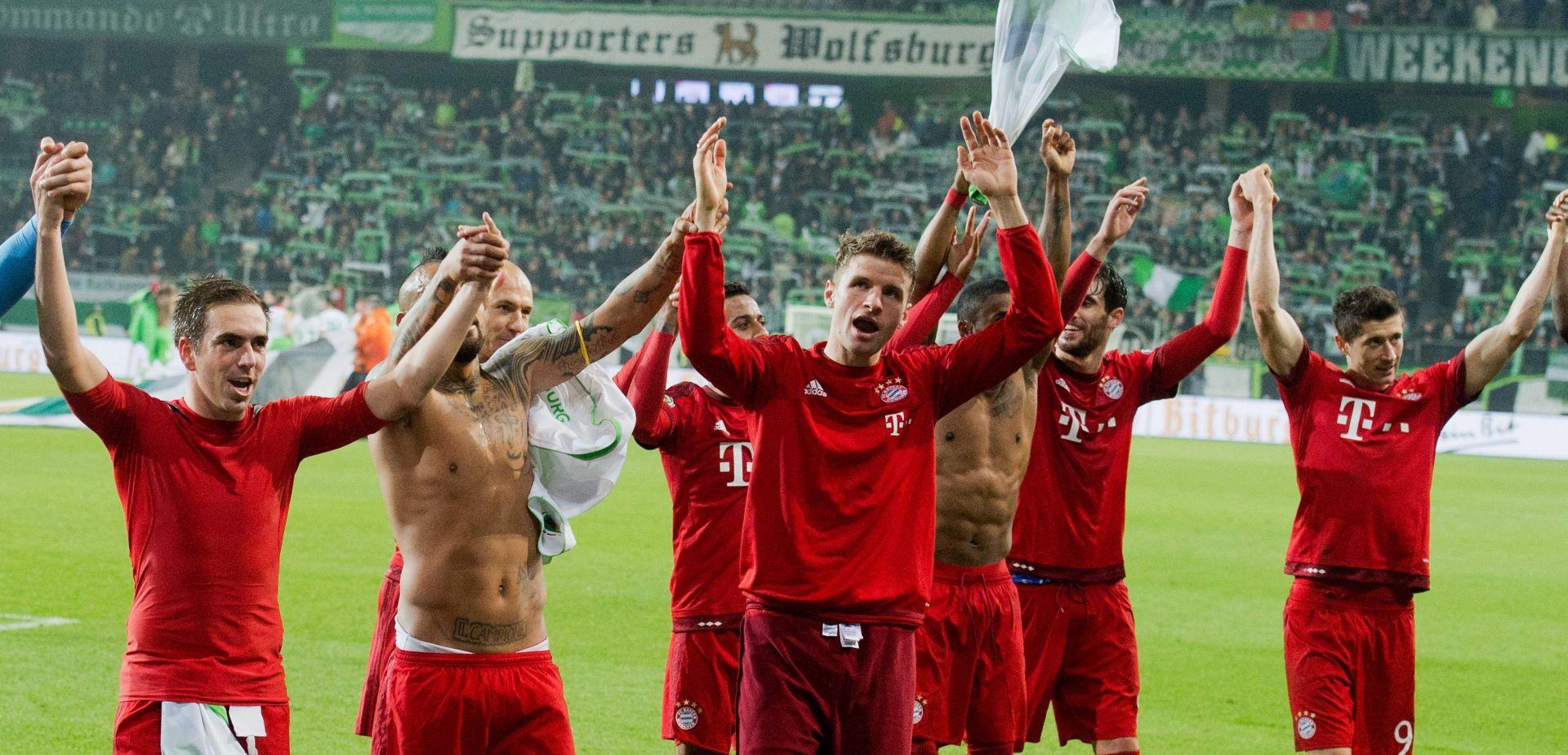 NJEMAČKI KUP Bayern uvjerljiv, Aue priredio iznenađenje