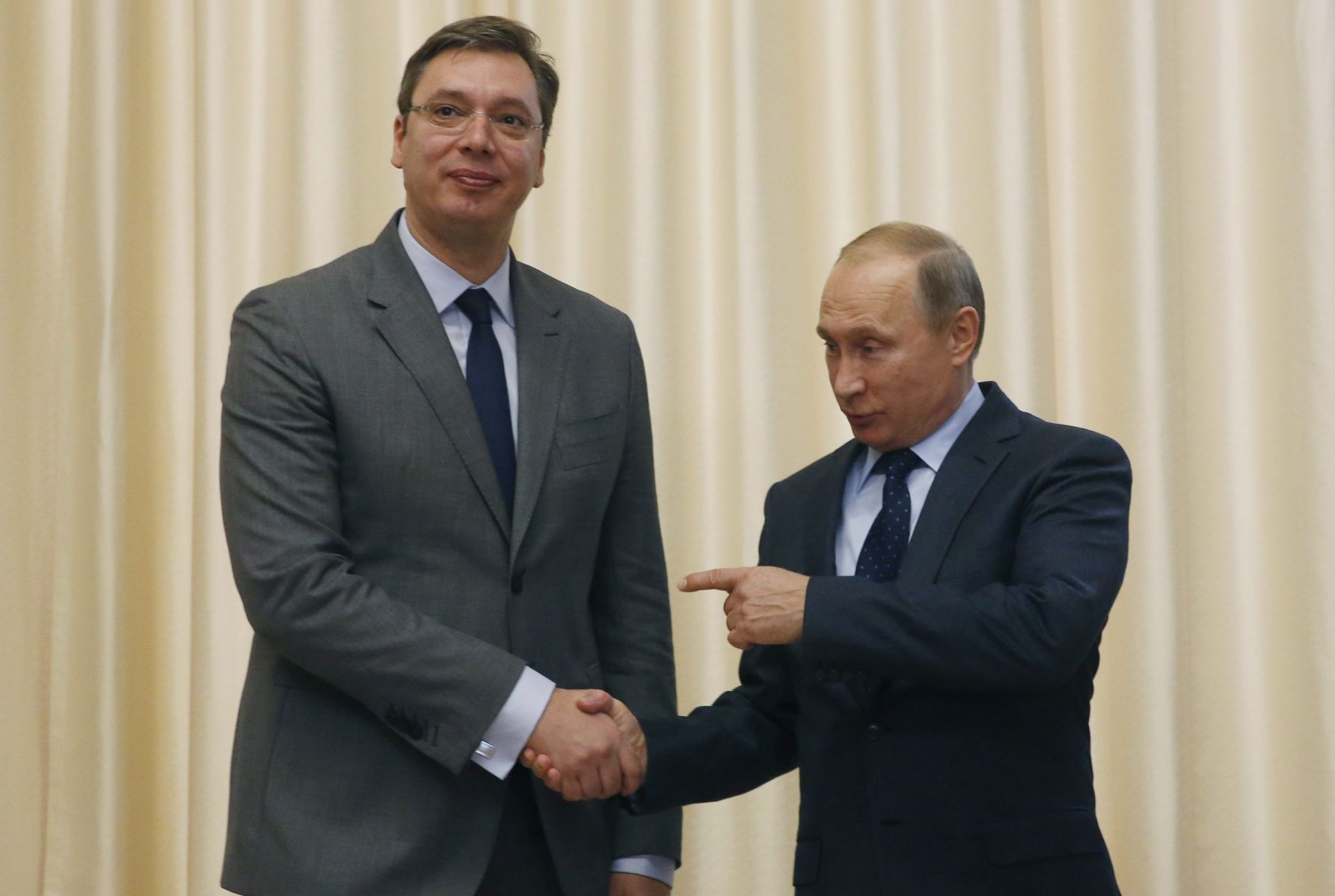 Putin i Vučić podržavaju dijalog o stabilnosti regije
