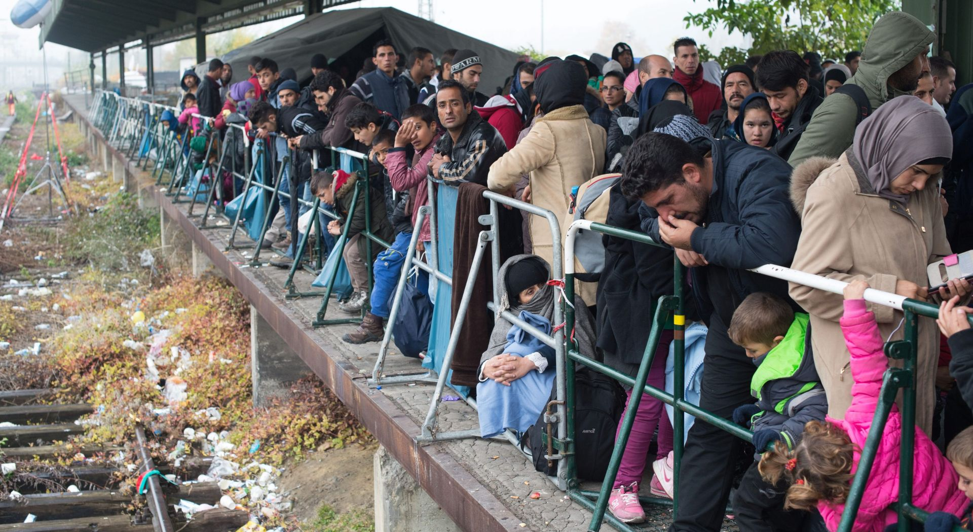 ŠEF NJEMAČKE POLICIJE Priljev izbjeglica prijetnja unutarnjoj sigurnosti zemlje