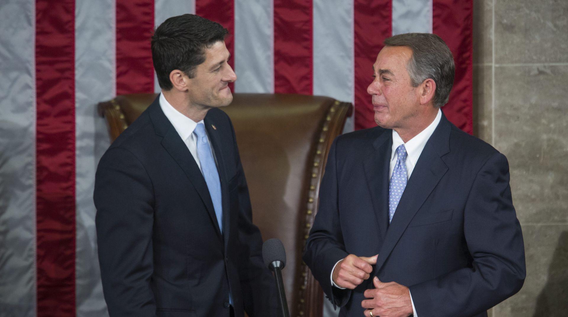 Paul Ryan novi predsjednik američkog Kongresa