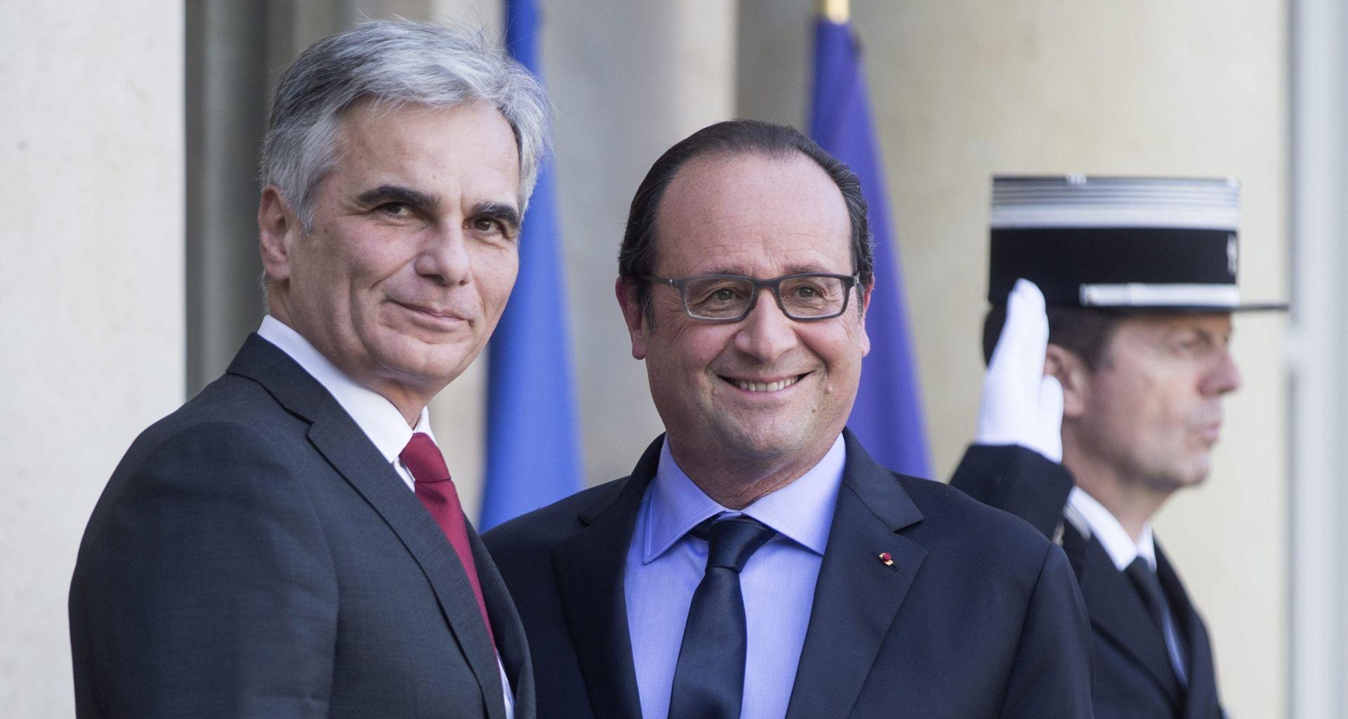 Hollande protiv zidova i ograda u Europi