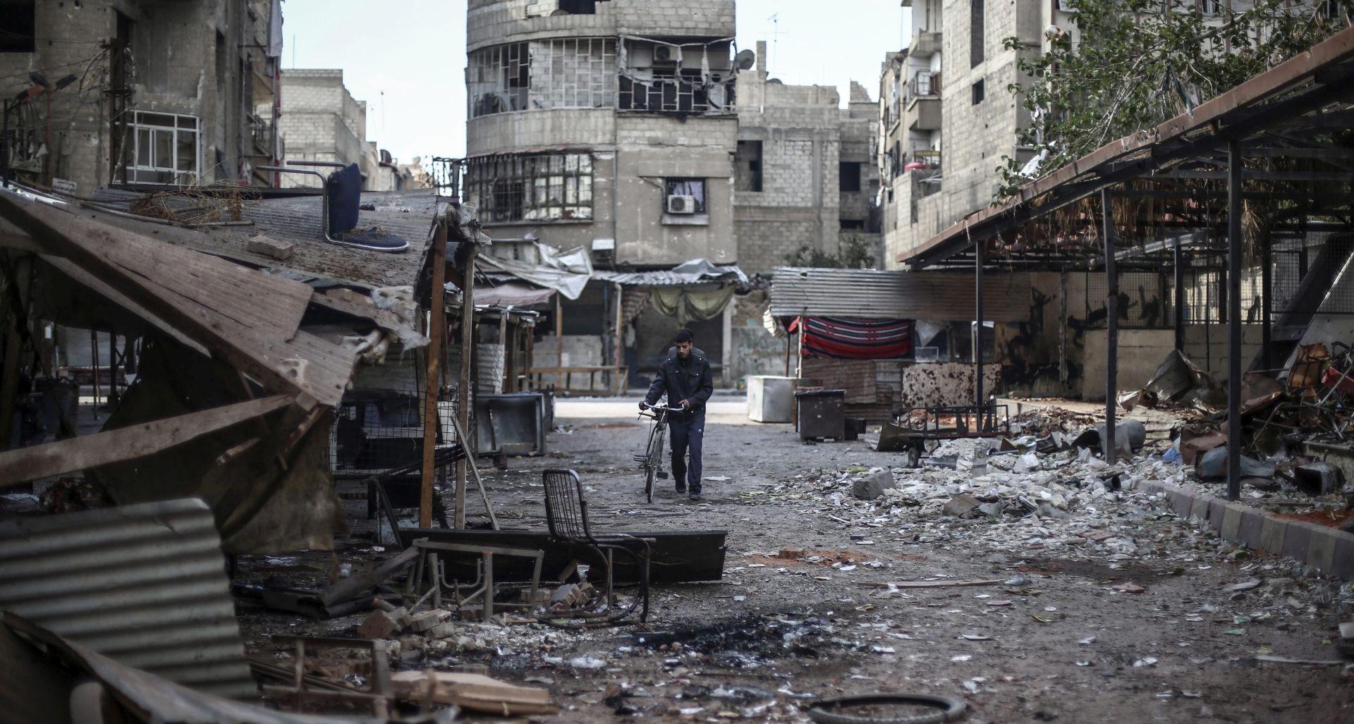 Sirija: Probni konvoj u srijedu prema gradovima pod opsadom