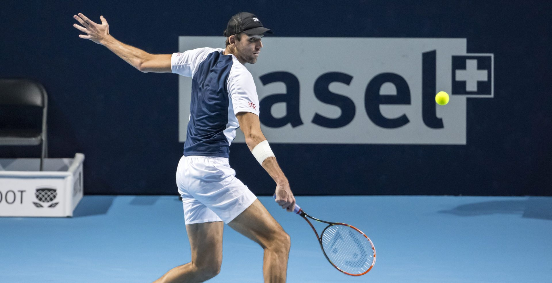 ATP BASEL Kraj za Karlovića, nakon dva i pol sata izgubio od Gasqueta