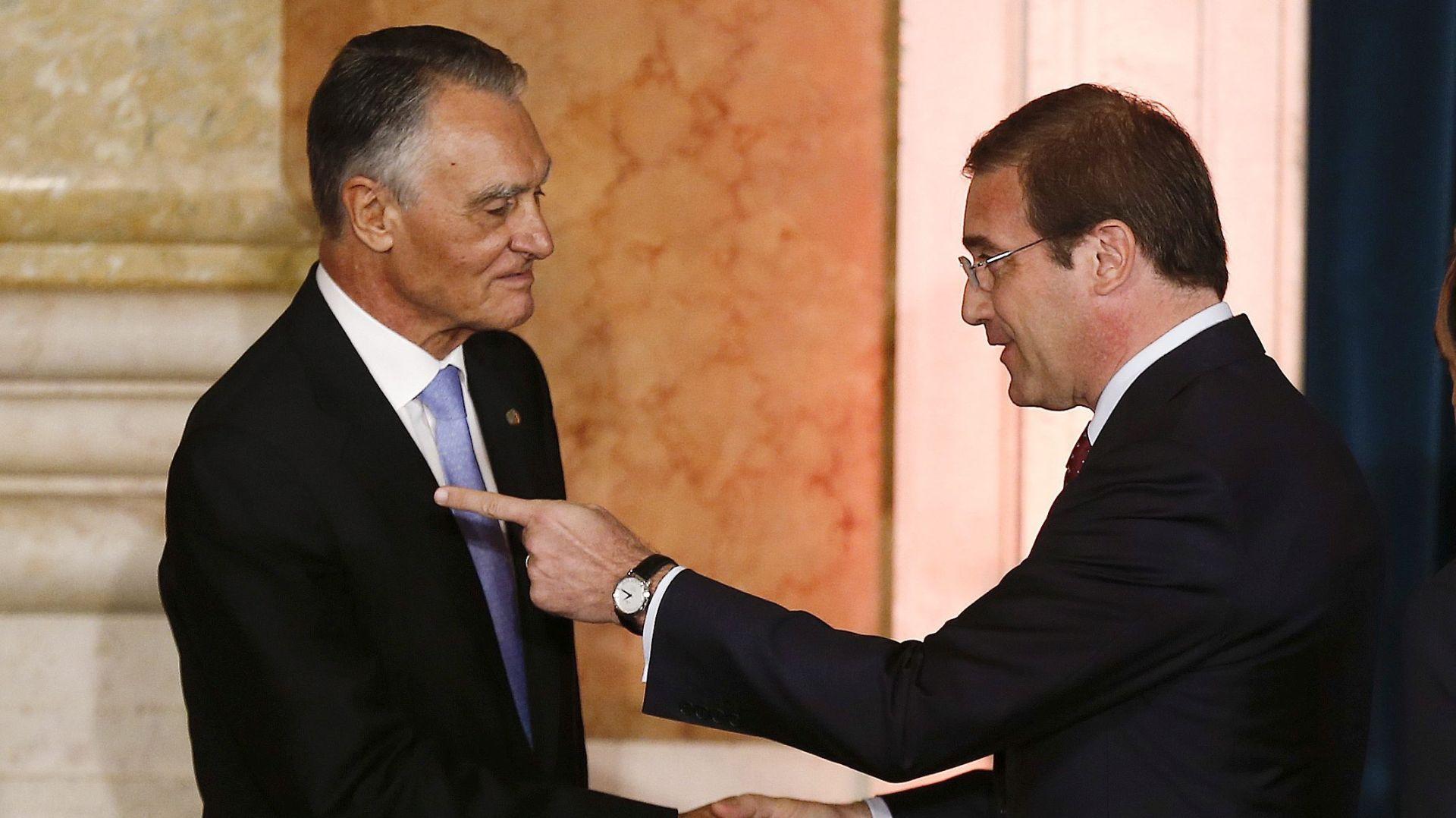 Portugalski premijer i predsjednik pozivaju na opstanak manjinske vlade