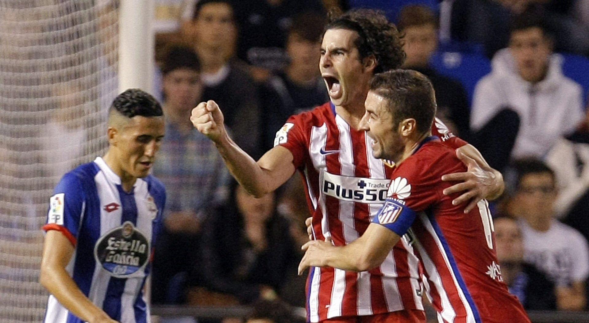PRIMERA Atletico remizirao s Deportivom i propustio zasjesti na vrh ljestvice
