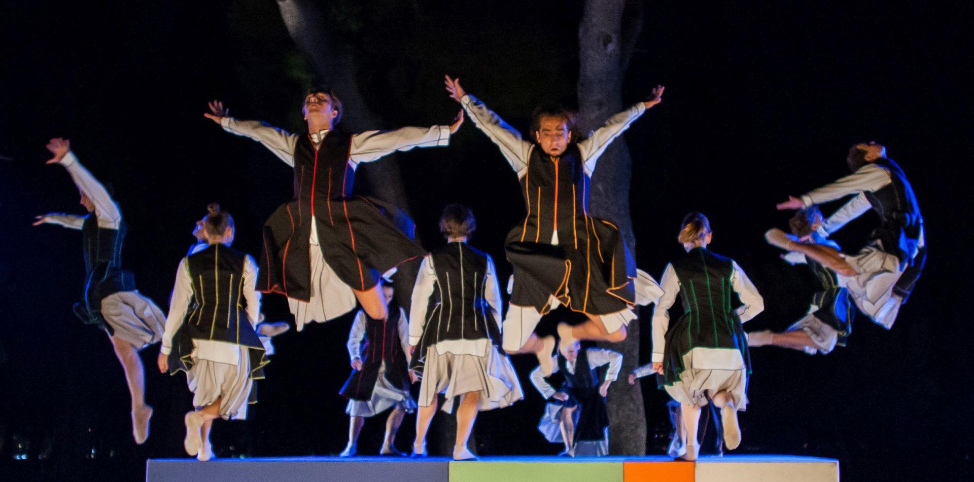"""Split: Premijerno izveden balet """"5 do 12"""""""