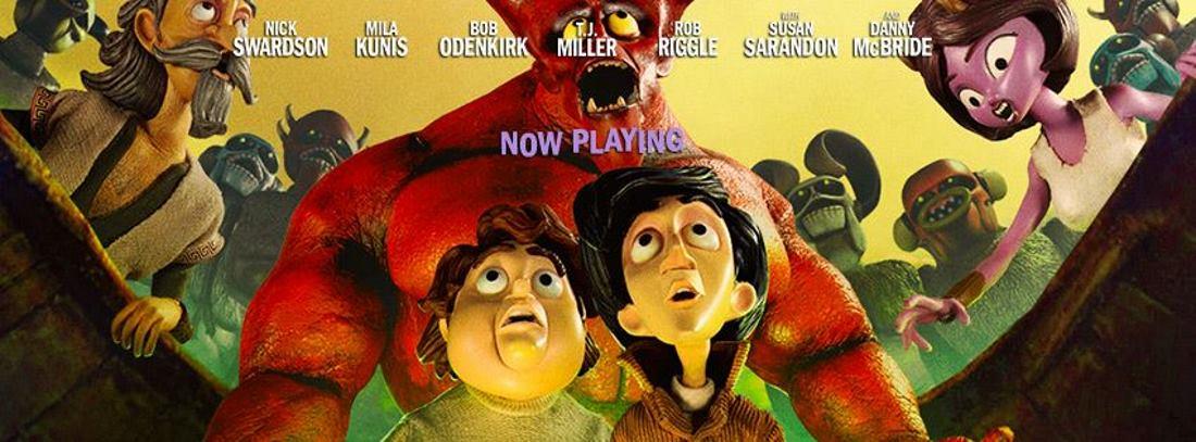 VIDEO: Najave i intervju s glumcima iz animiranog filma 'Hell & Back'