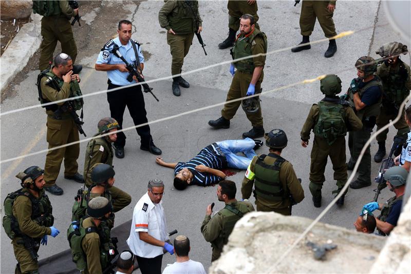 I DALJE NAPETO: Izraelski vojnici ubili dvojicu palestinskih napadača