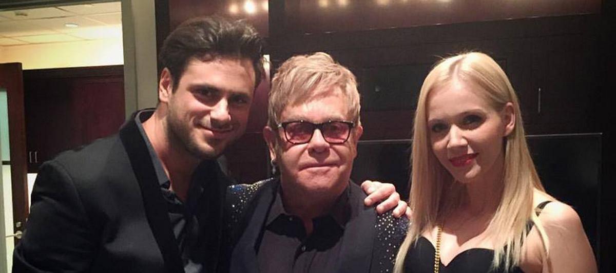 JELENA ROZGA: 'Koncert Eltona Johna i 2CELLOS zauvijek će imati posebno mjesto u mom srcu'