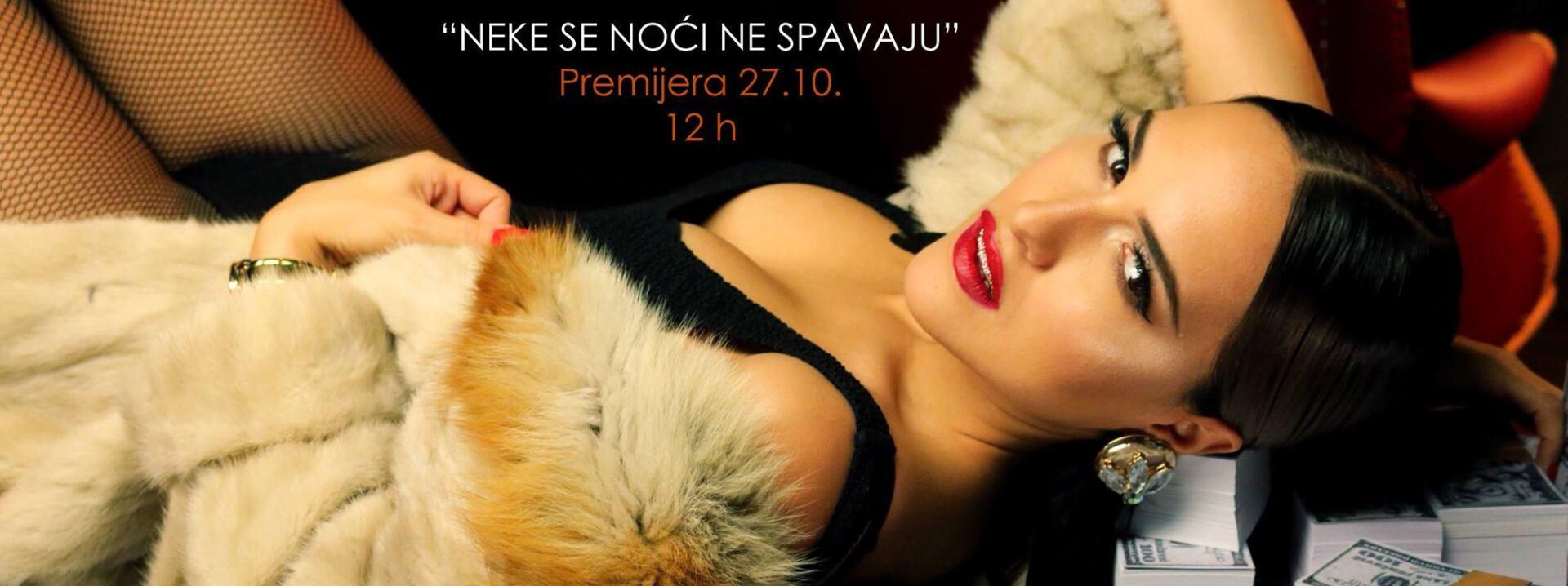 VIDEO: Lana Jurčević izdala video spot za pjesmu 'Neke se noći ne spavaju'