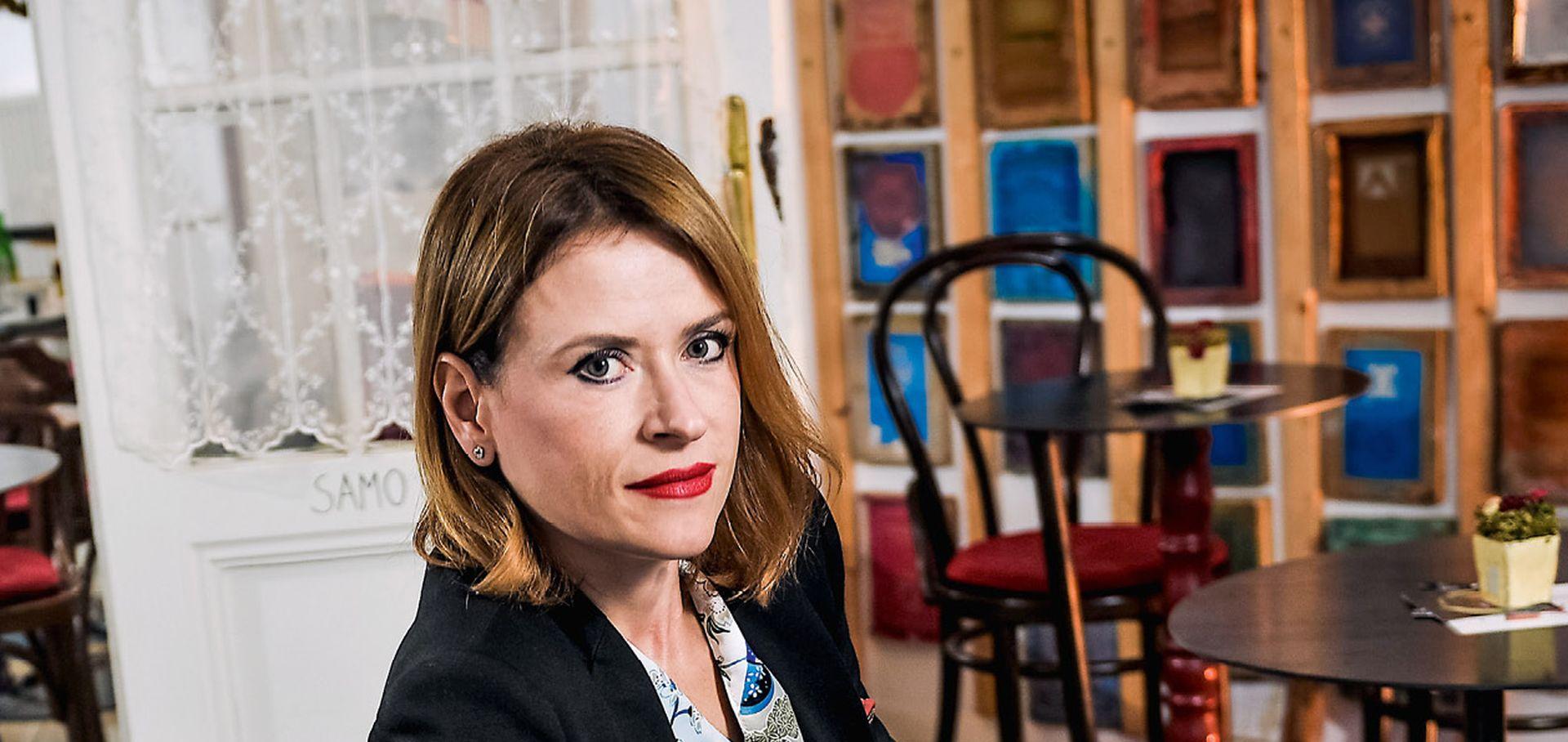 Lydia Patafta: 'Život pod komunističkom čizmom inspirirao je moje slikarstvo'