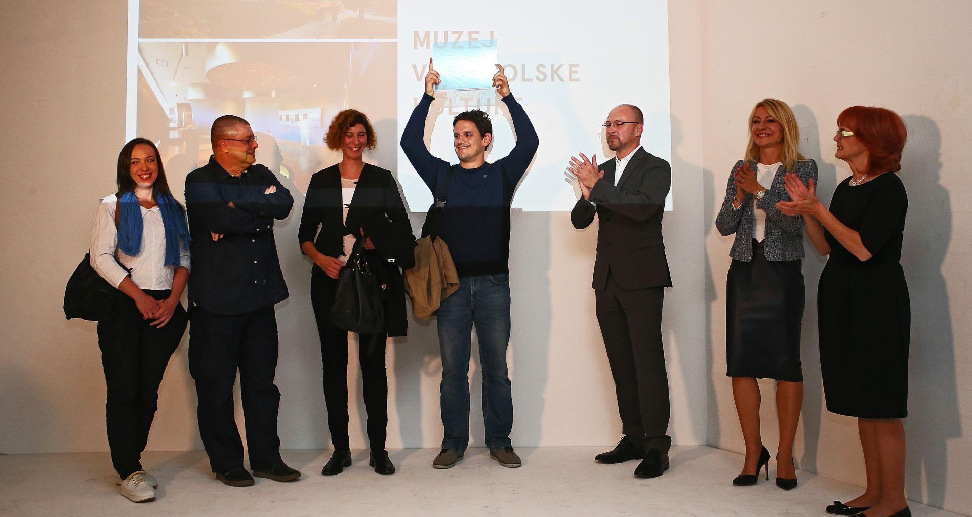 Muzeju vučedolske kulture glavna nagrada 50. Zagrebačkog salona