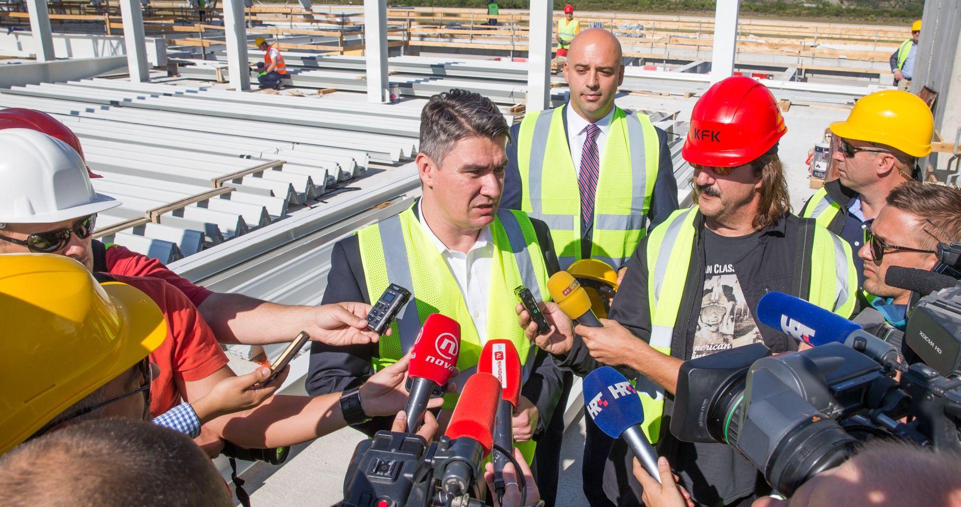 Milanović o presudi Sanaderu: Da sam na njihovom mjestu ne bih bio tako opušten