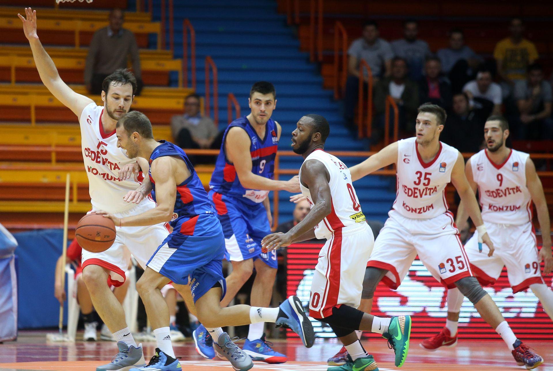ABA LIGA Cedevita sezonu otvorila pobjedom nad Igokeom