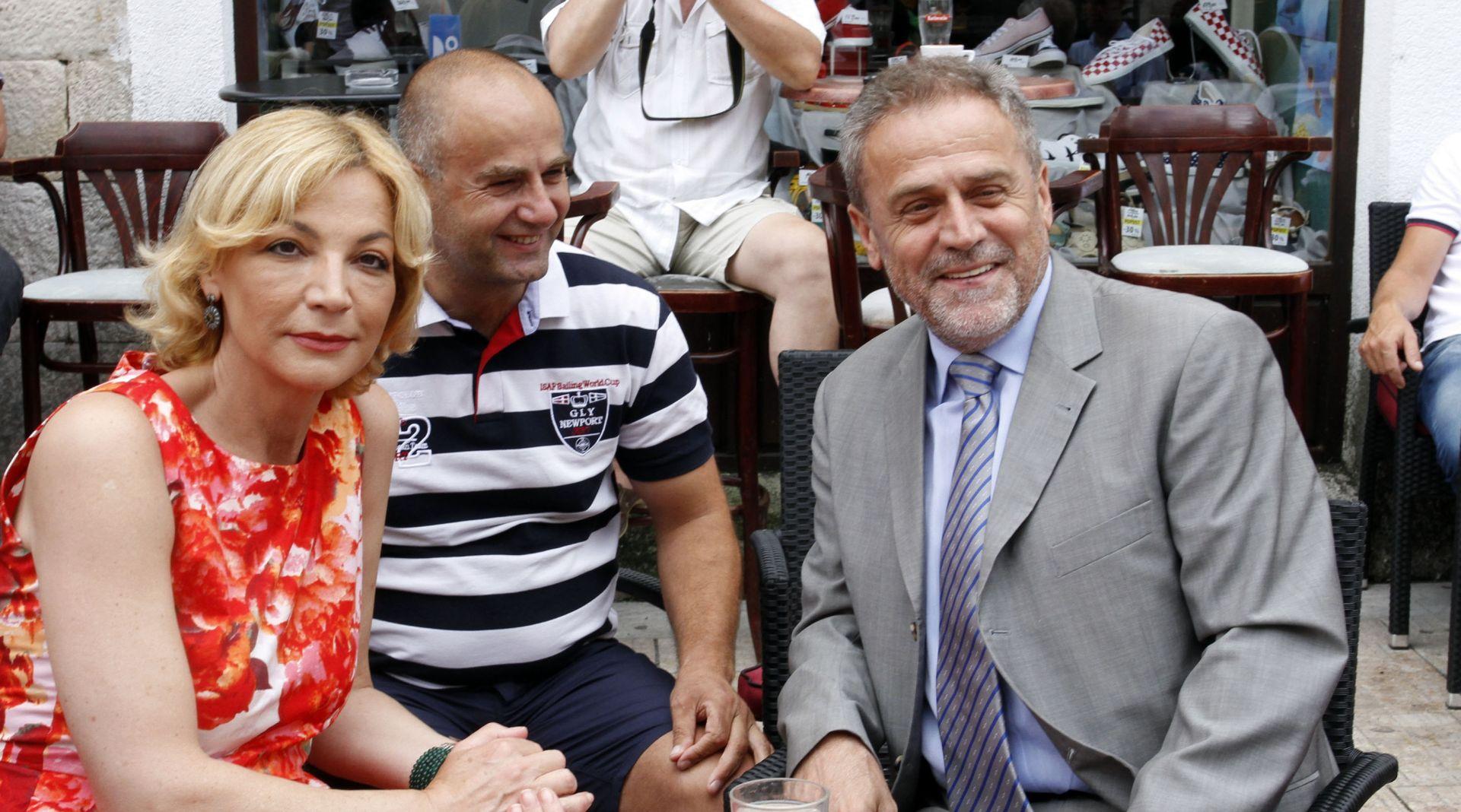 IZBORI 2015. Bandić se nije izjasnio o navodnoj ponudi Norcu, koji se ni ne može kandidirati