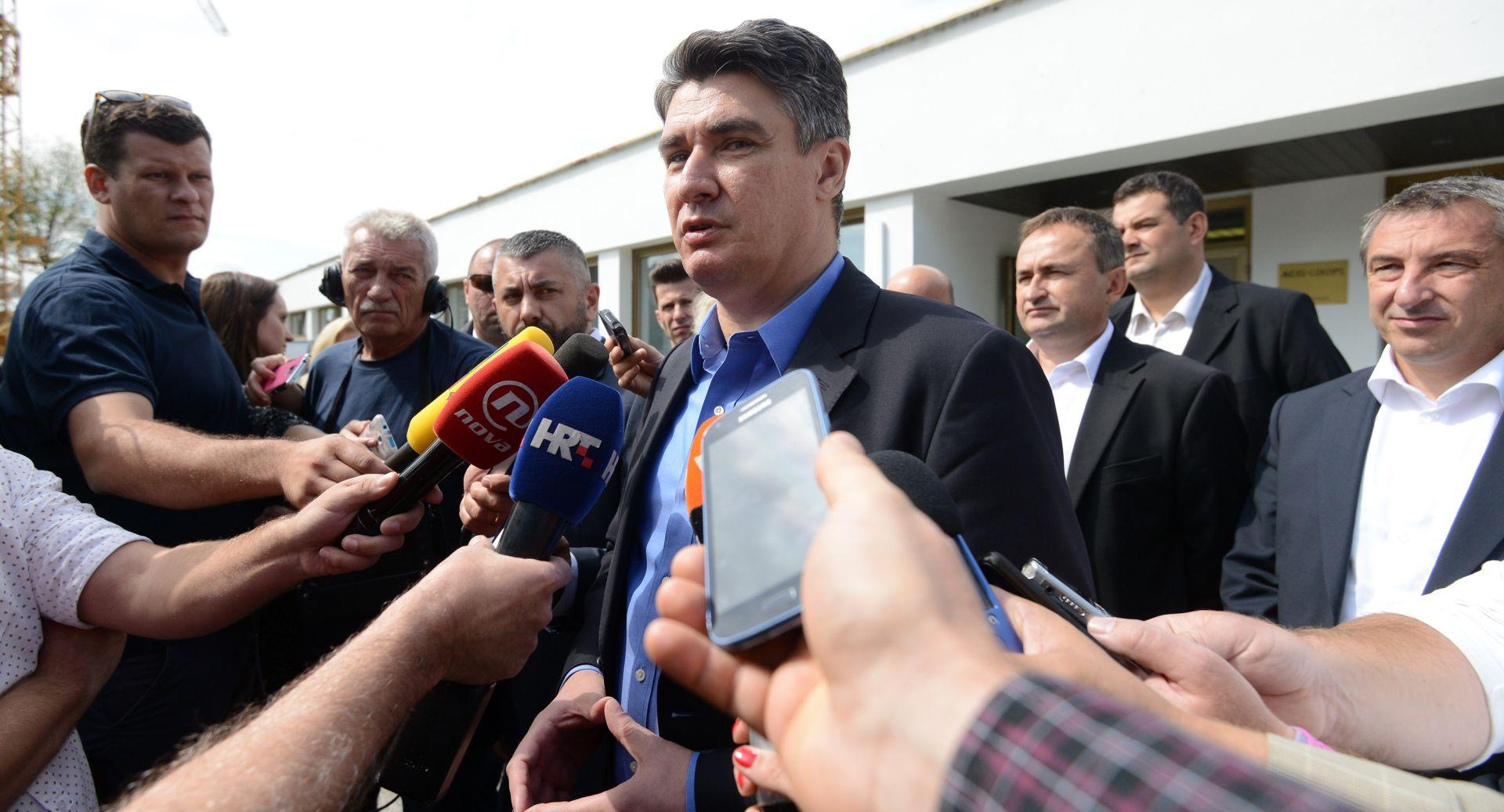 Milanović: oni koji se ponašaju u neskladu sa zakonom danas se tresu od straha
