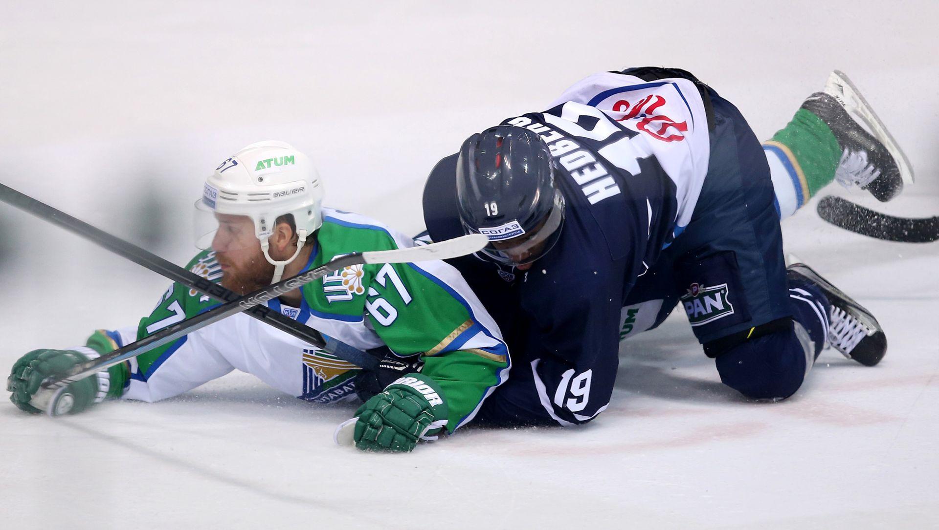 KHL Medveščak nakon produžetaka pokleknuo u Magnitogorsku, u Zagreb se vraćaju s bodom