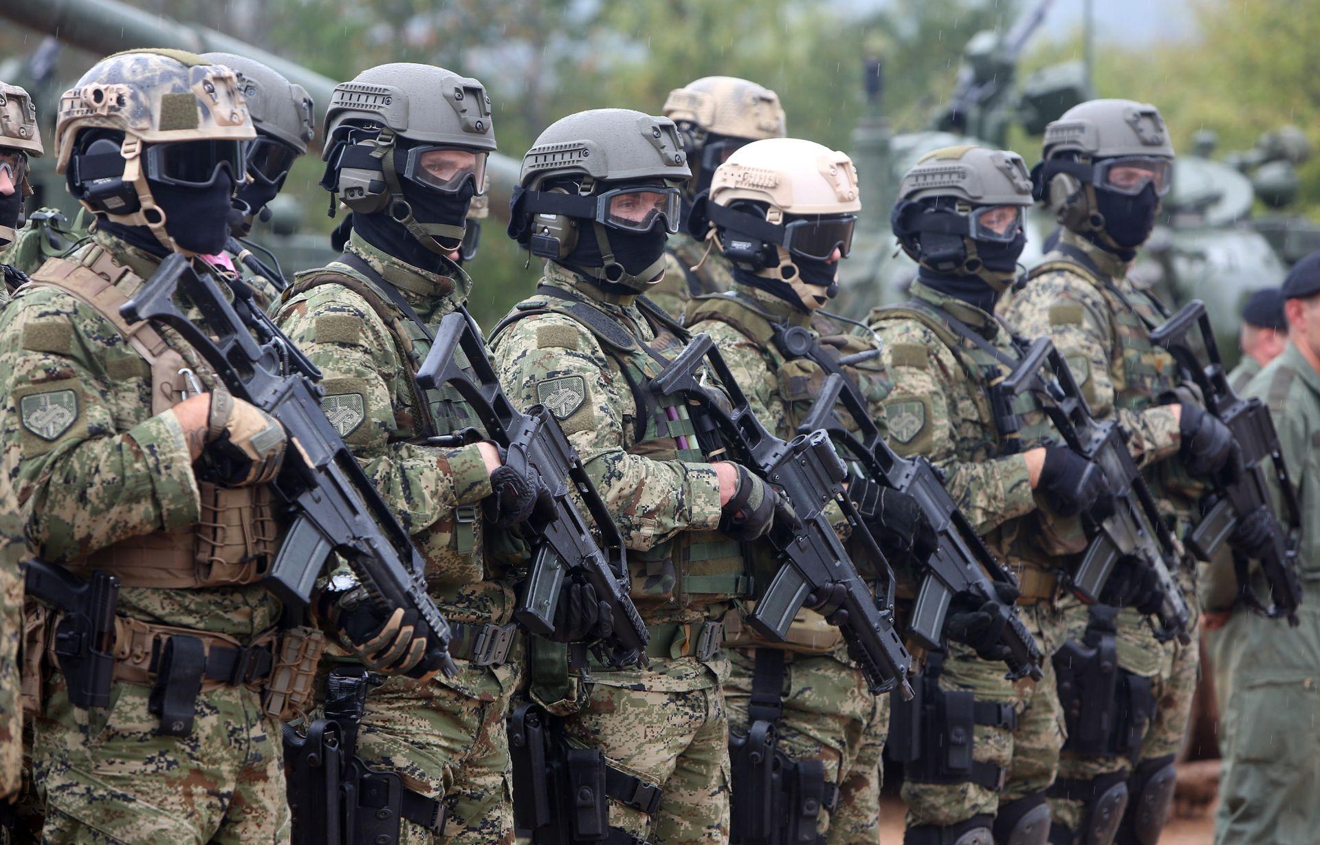 """ORGANIZACIJA LOKALNIH SNAGA: Vojnici američkih specijalnih snaga """"uskoro"""" u Siriji"""