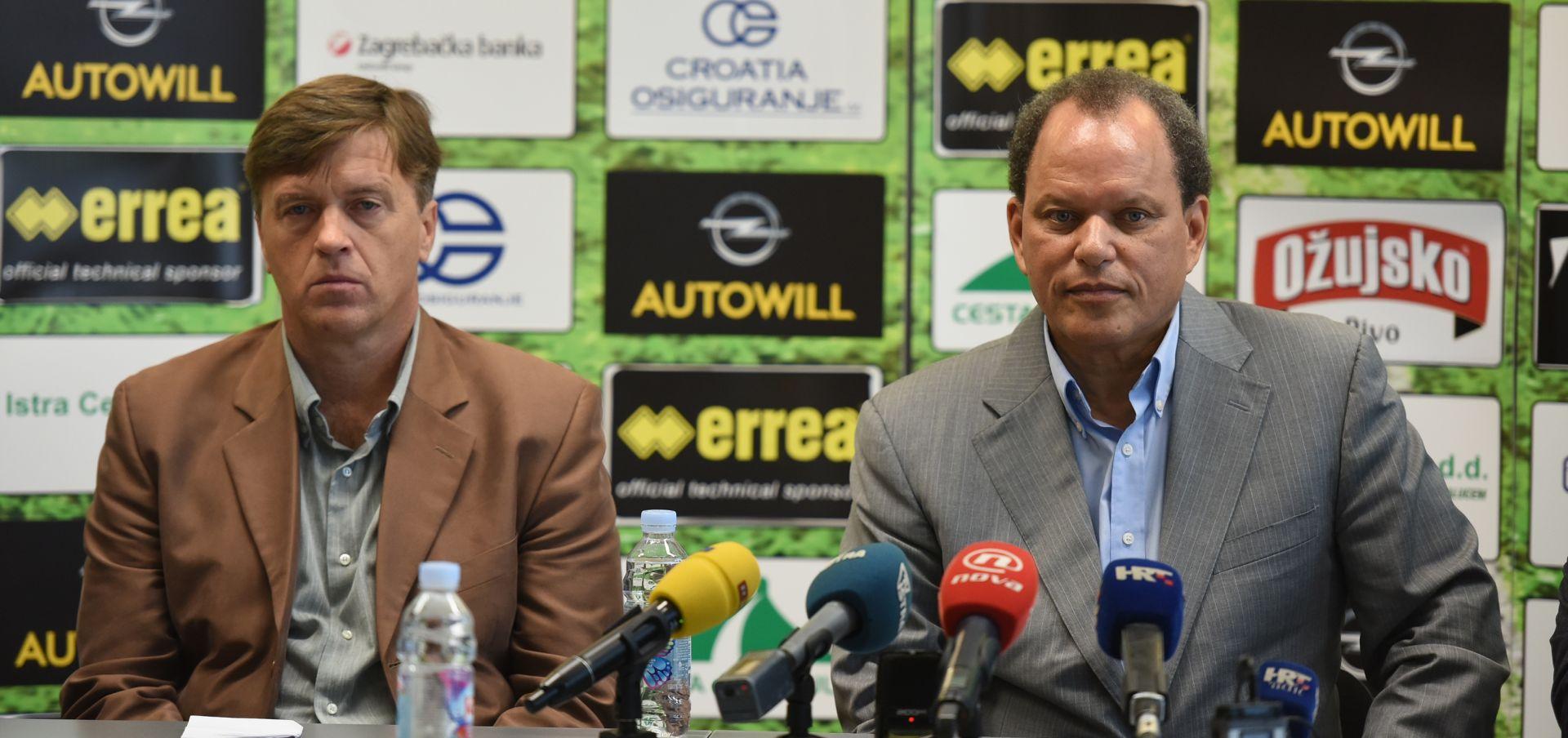 """PRIVREMENI TRENER RUBČIĆ Glover: """"Štimac neće biti uzet u obzir za trenera Istre"""""""